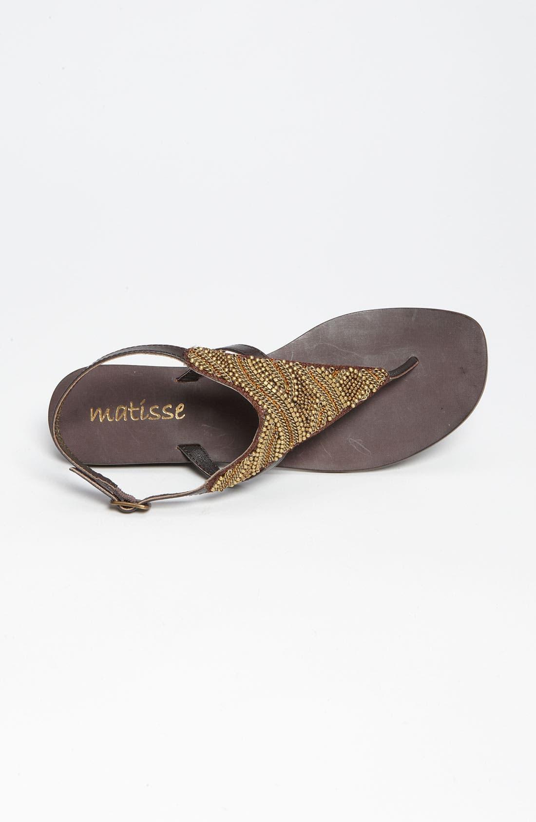 Alternate Image 3  - Matisse 'Dina' Sandal