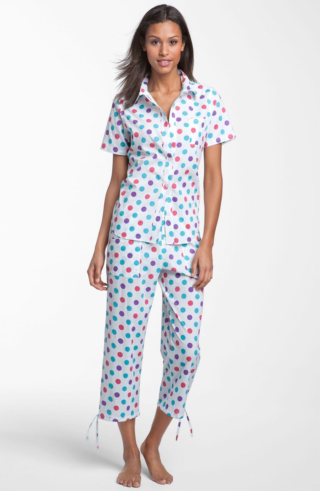 Alternate Image 1 Selected - Nordstrom 'Summertime' Pajamas