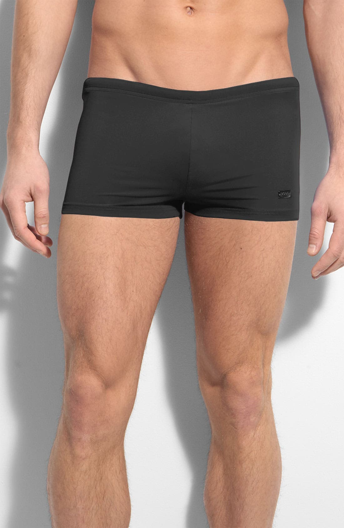 Alternate Image 1 Selected - BOSS HUGO BOSS 'Oyster' Swim Briefs (Online Only)