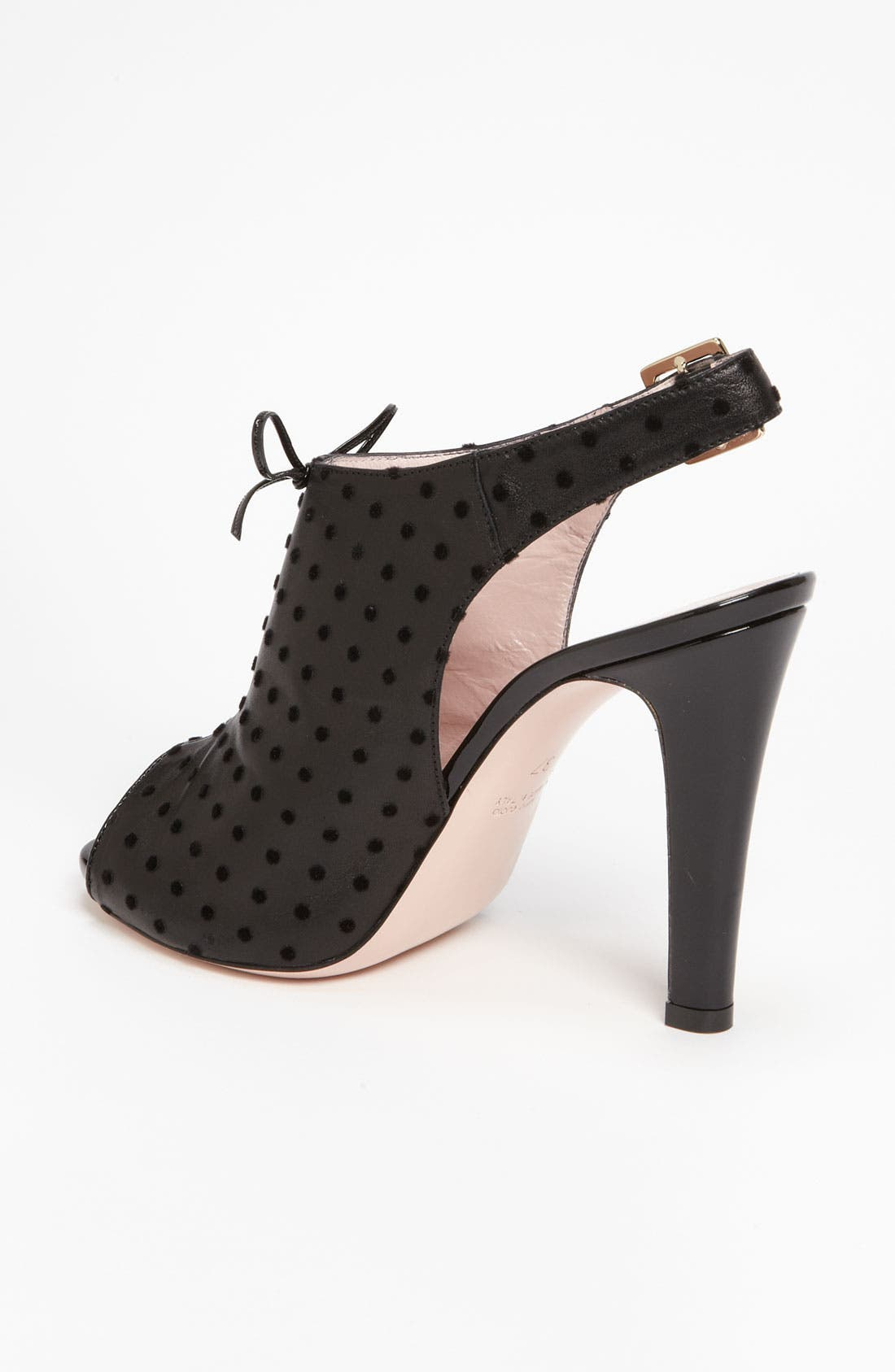 Alternate Image 2  - RED Valentino Peep Toe Sandal