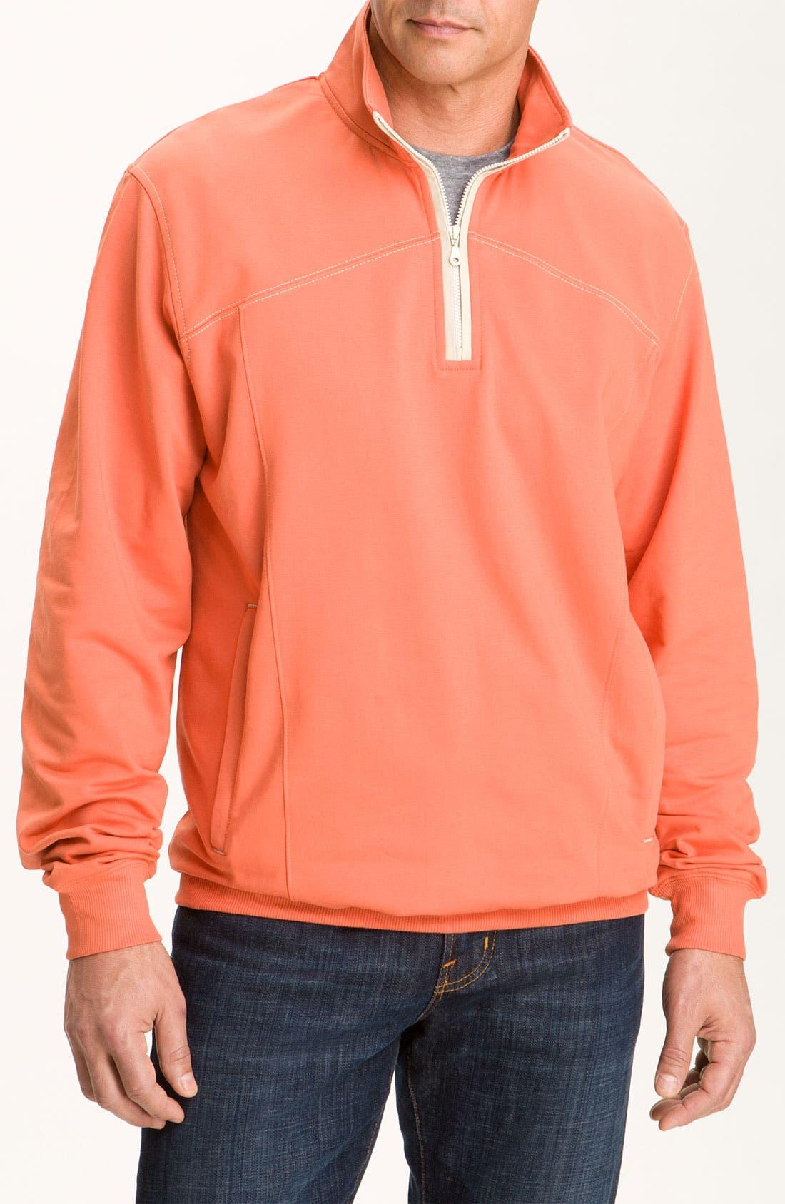 Alternate Image 1 Selected - Cutter & Buck 'Mackenzie' Pullover Sweatshirt