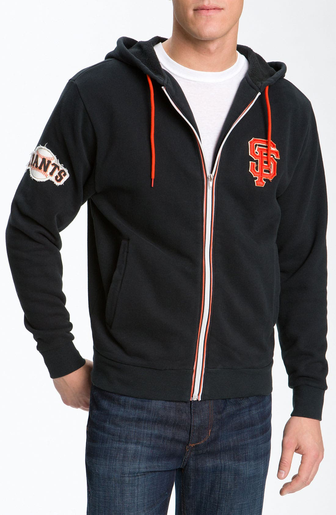 Alternate Image 1 Selected - Wright & Ditson 'San Francisco Giants' Hoodie