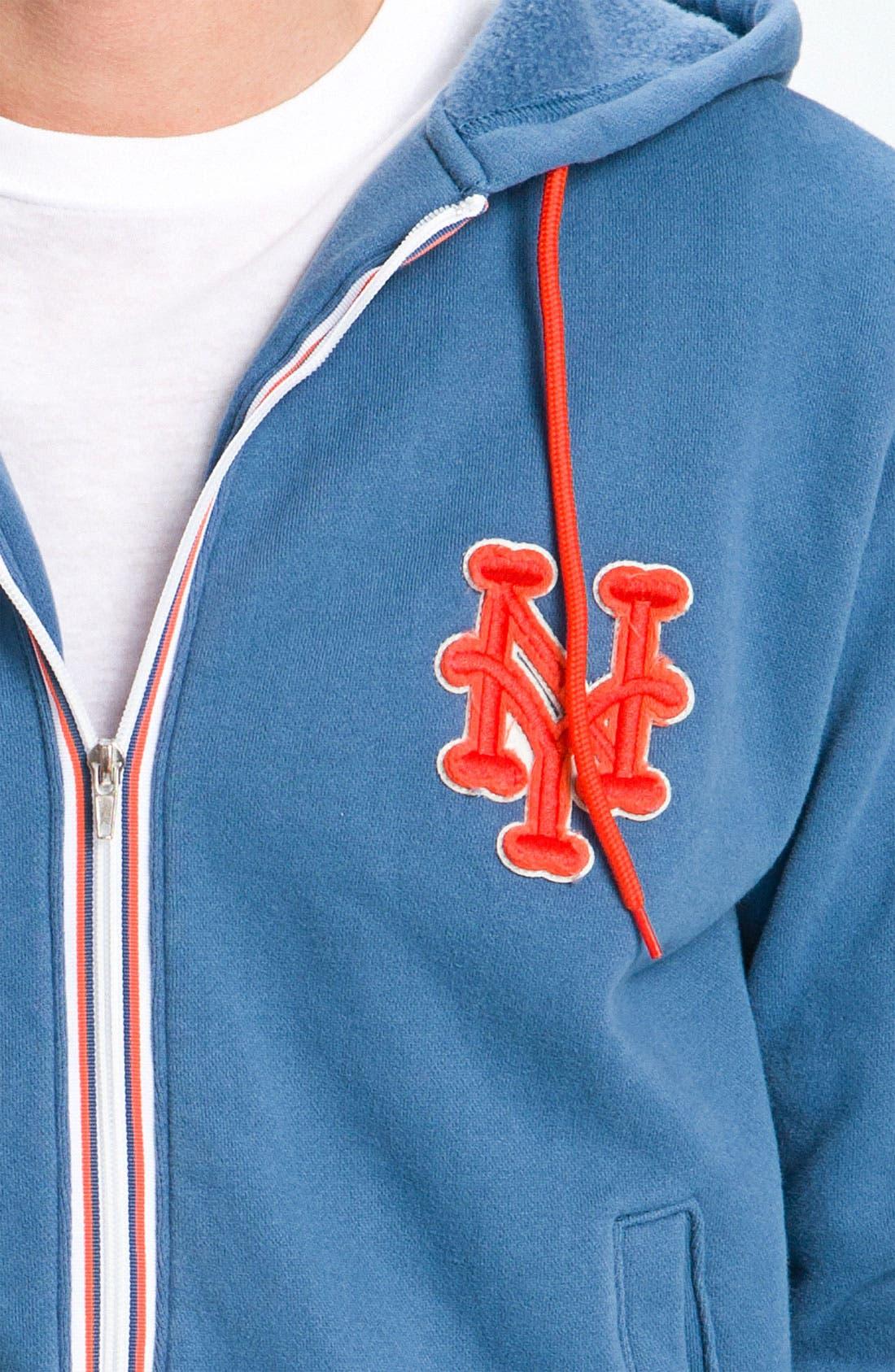 Alternate Image 3  - Wright & Ditson 'New York Mets' Hoodie