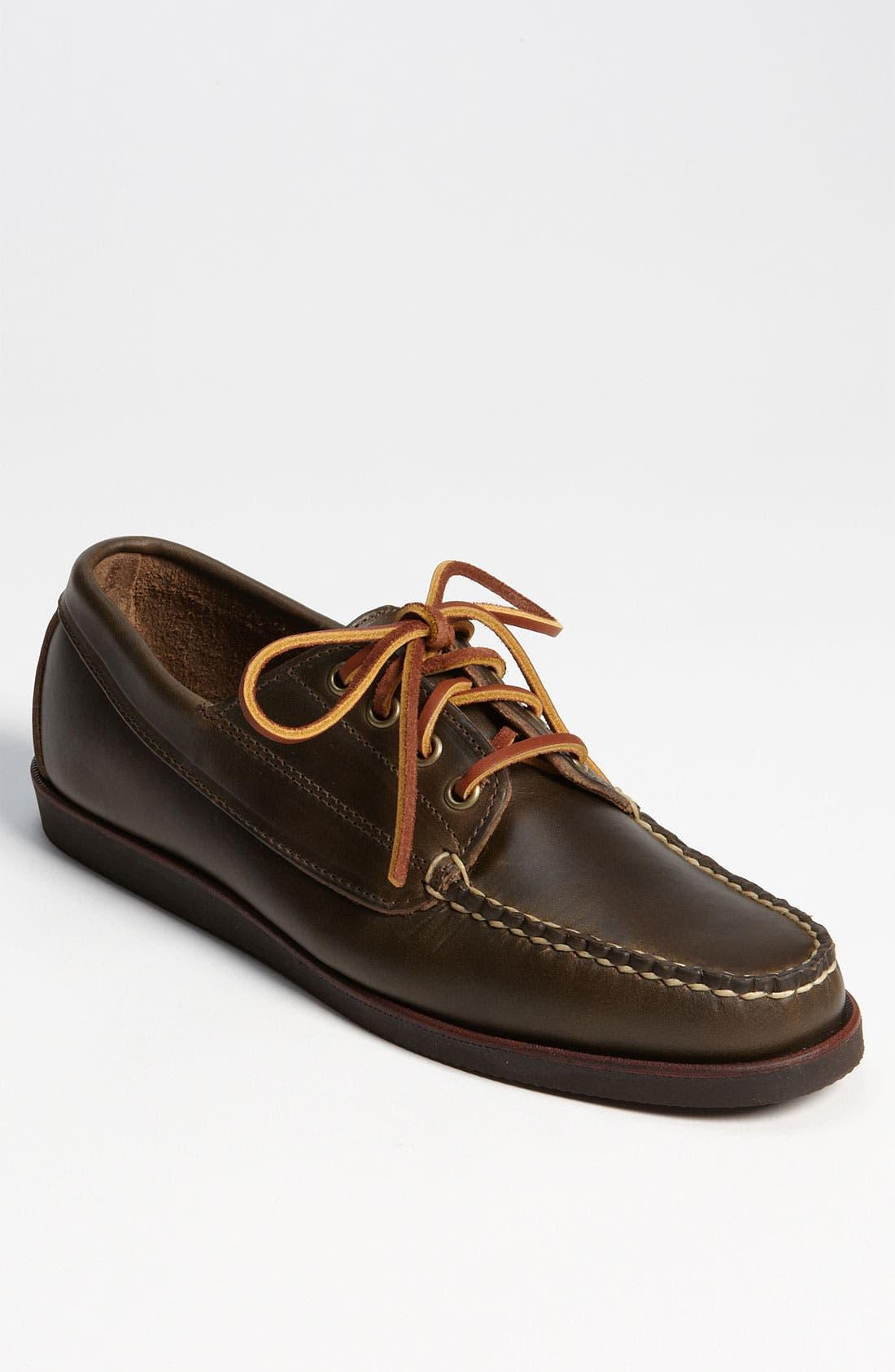 Main Image - Eastland Made in Maine 'Falmouth USA' Boat Shoe