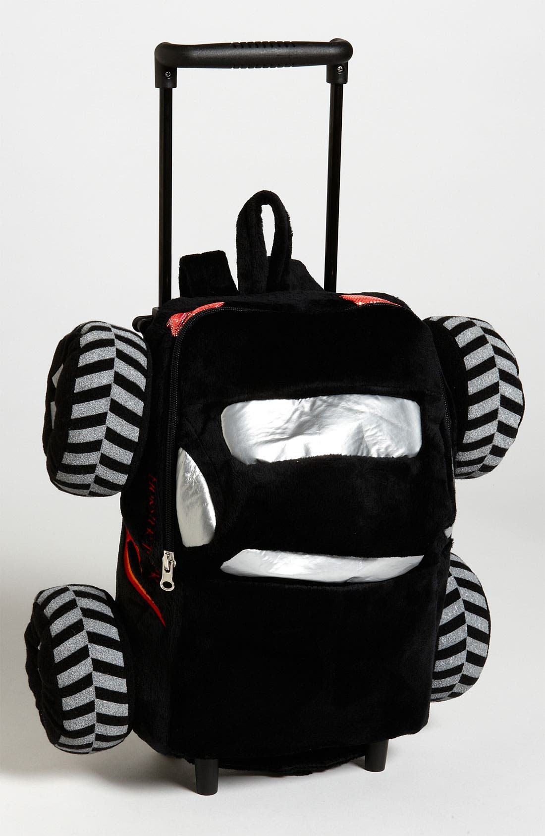 Alternate Image 1 Selected - Popatu 'Monster Truck' Rolling Backpack (Toddler)