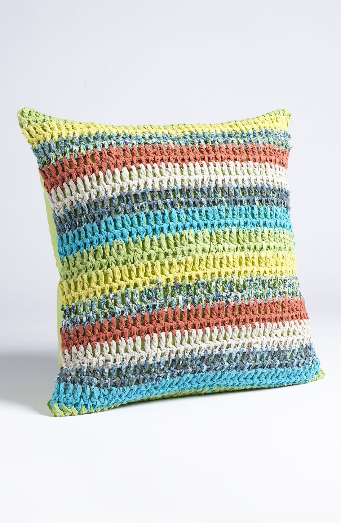 Alternate Image 1 Selected - Nordstrom at Home 'Woven Stripe' Pillow