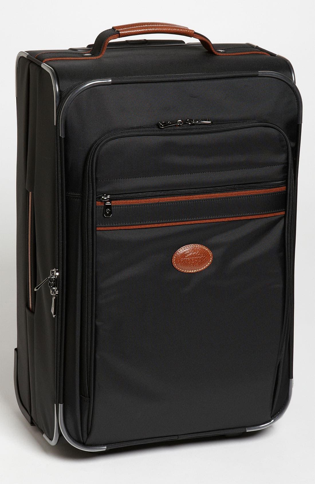 Main Image - Longchamp 'Le Pliage' Wheeled Carry-On Suitcase
