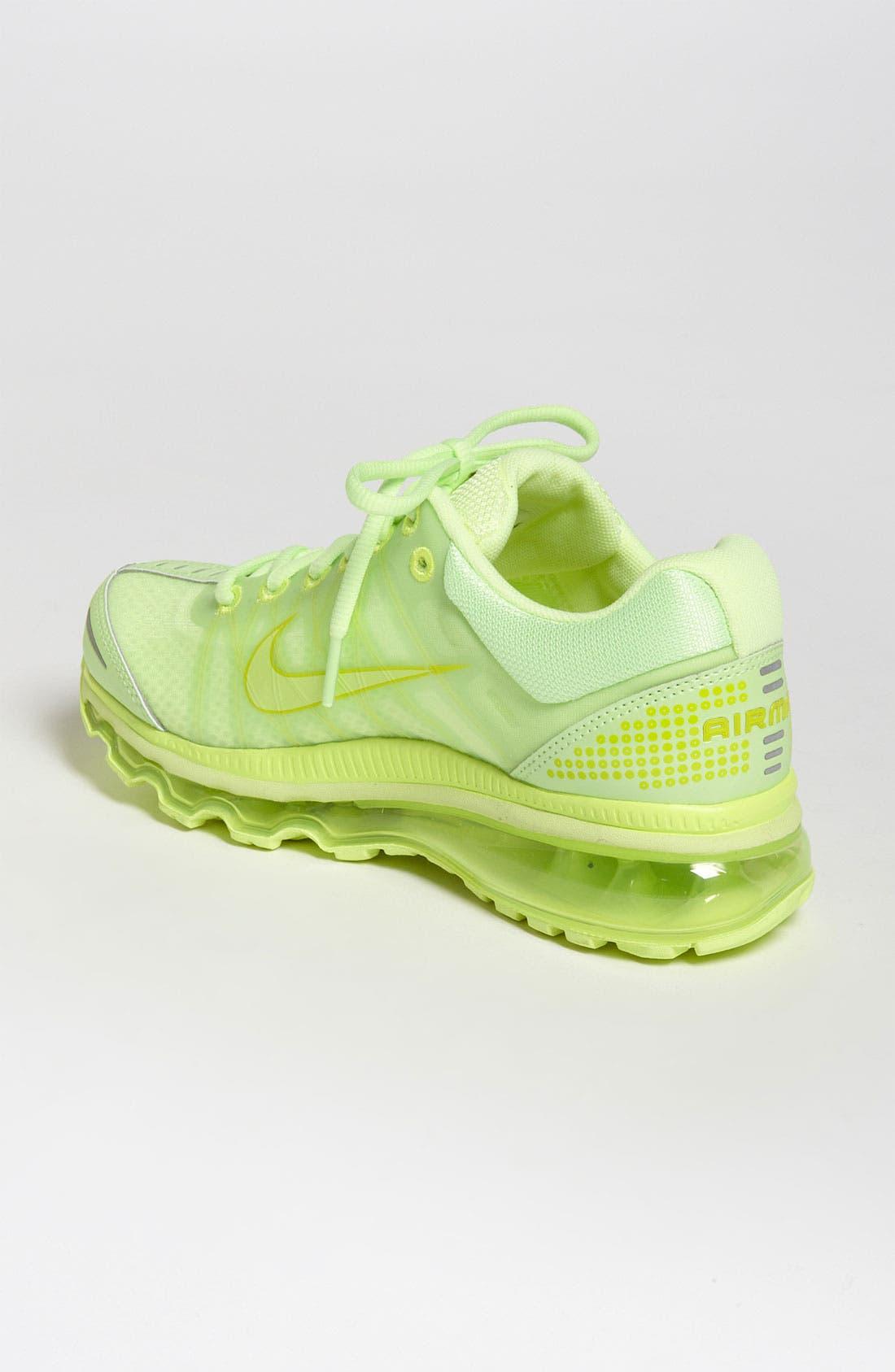 Alternate Image 2  - Nike 'Air Max+ 2009' Sneaker (Women)