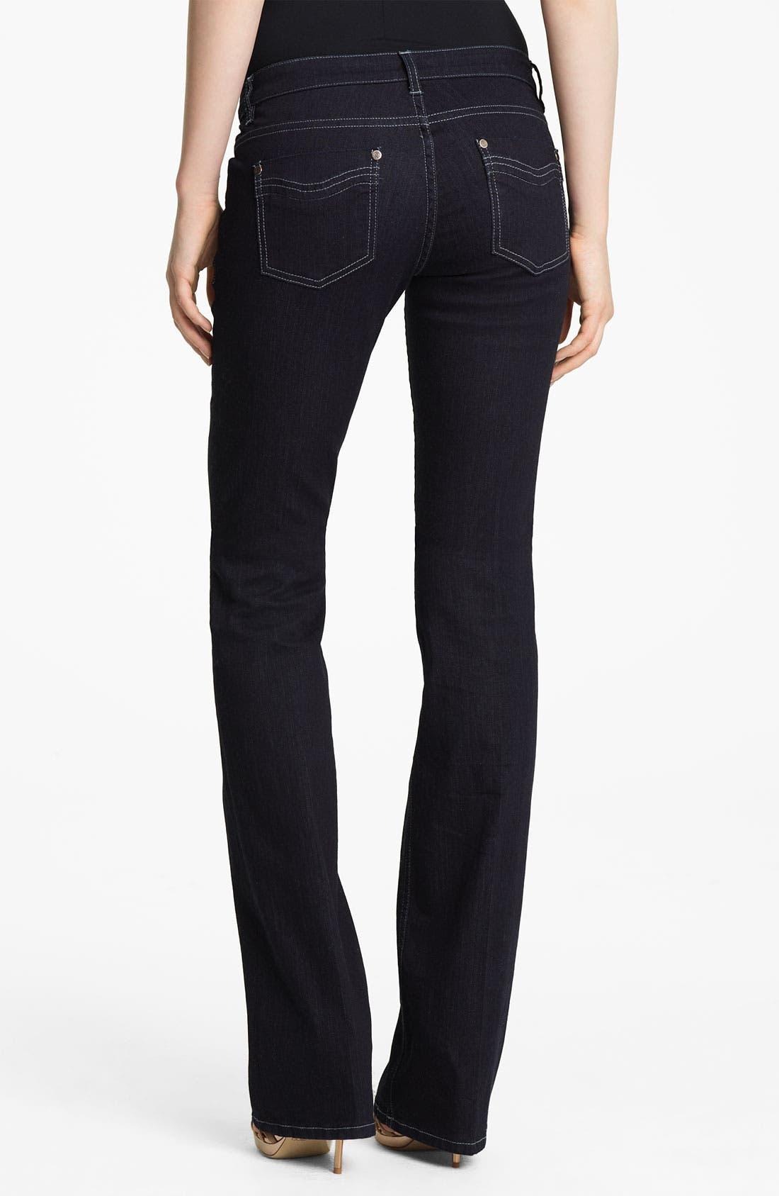 Alternate Image 2  - Roberto Cavalli Bootcut Stretch Jeans