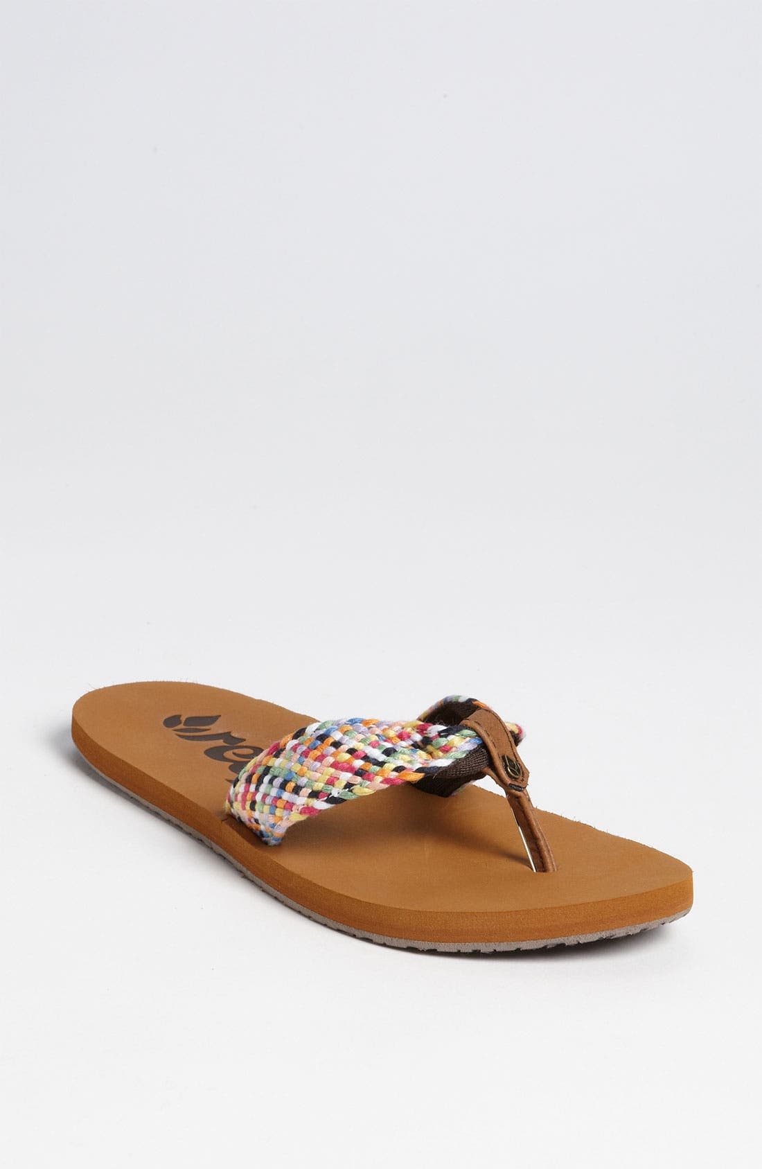 Alternate Image 1 Selected - Reef 'Mallory' Flip Flop (Women)