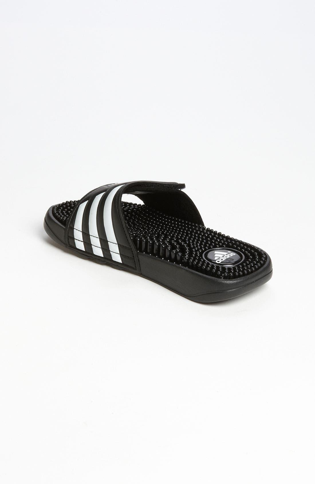 Alternate Image 2  - adidas 'Adissage' Sandal (Toddler, Little Kid & Big Kid)