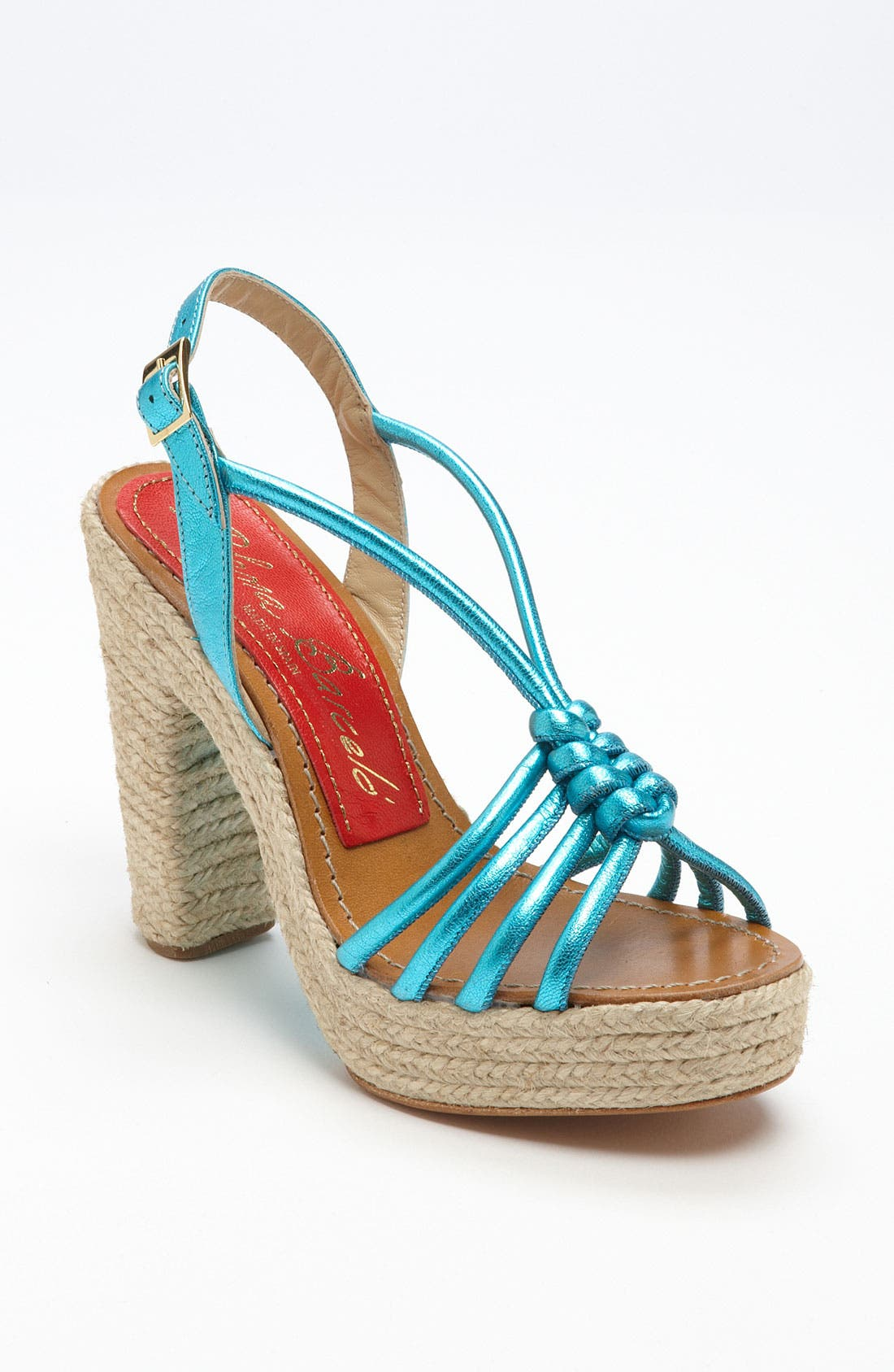 Alternate Image 1 Selected - Paloma Barcelo Espadrille Sandal