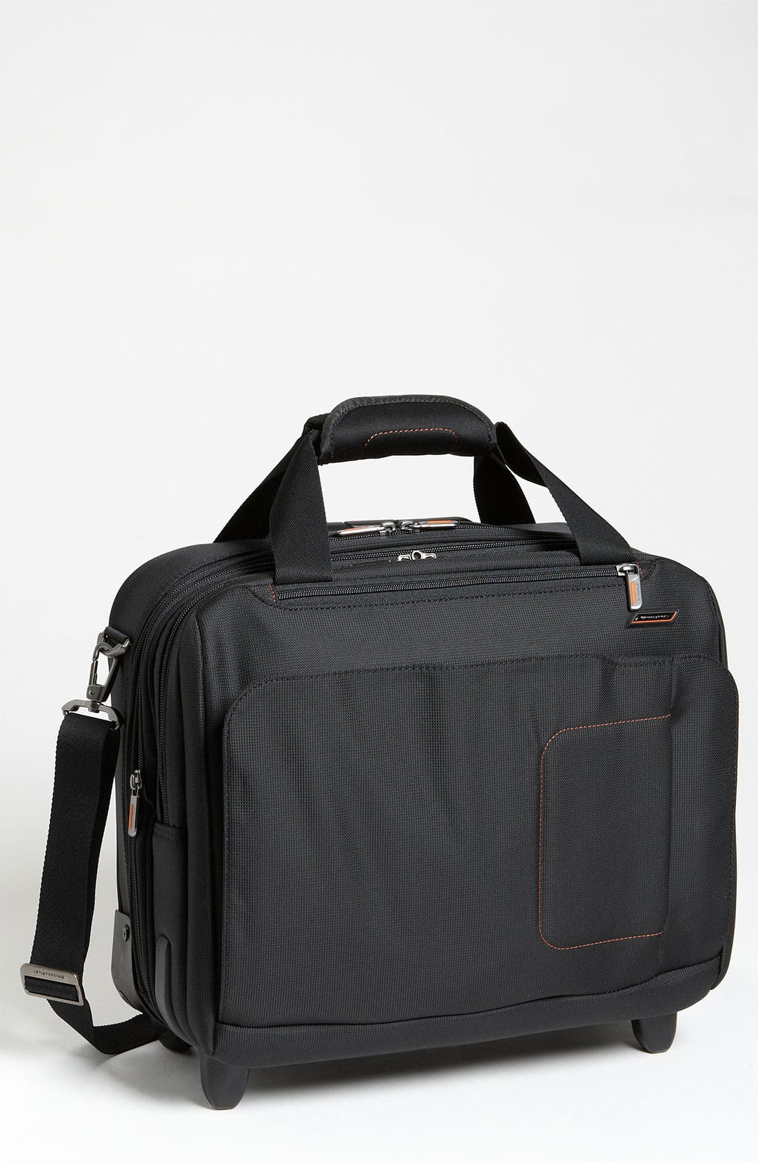 Main Image - Briggs & Riley 'Verb - Span' Expandable Wheeled Briefcase