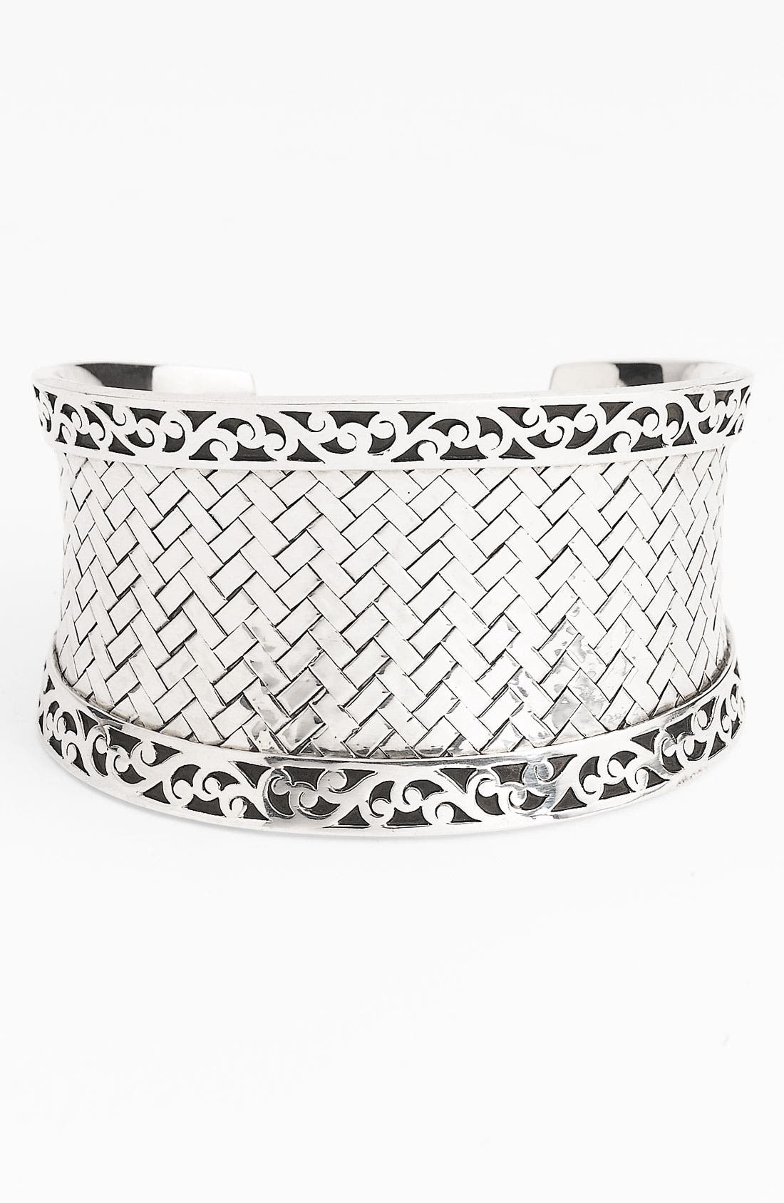 Main Image - Lois Hill 'Basket Weave' Cuff