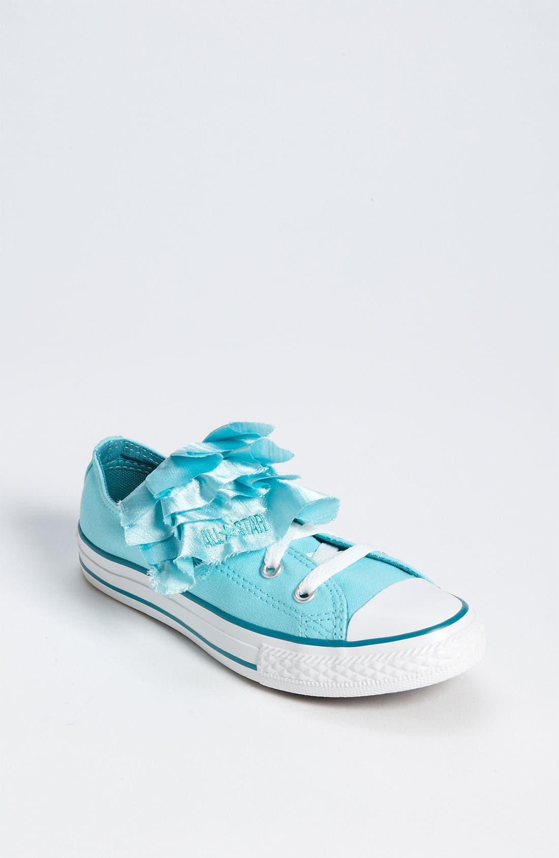 Alternate Image 1 Selected - Converse Chuck Taylor® All Star® 'Mega Tongue' Sneaker (Toddler, Little Kid & Big Kid)