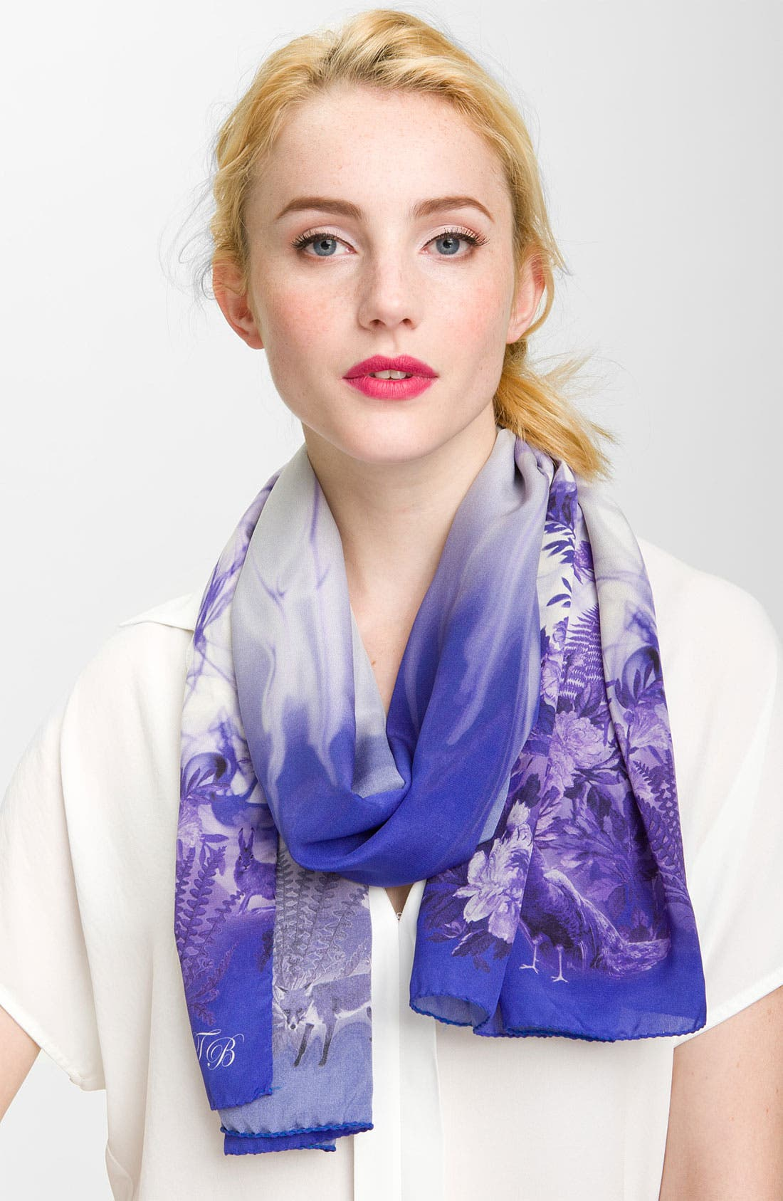 Alternate Image 1 Selected - Ted Baker London 'Lokni' Scarf