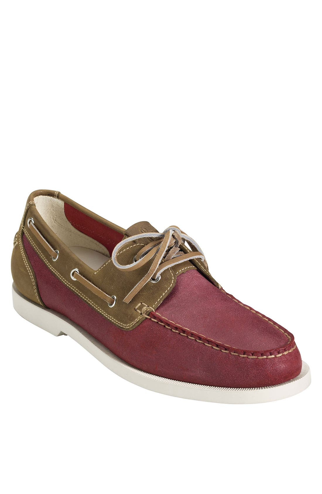 Alternate Image 1 Selected - Cole Haan 'Air Yacht Club' Boat Shoe