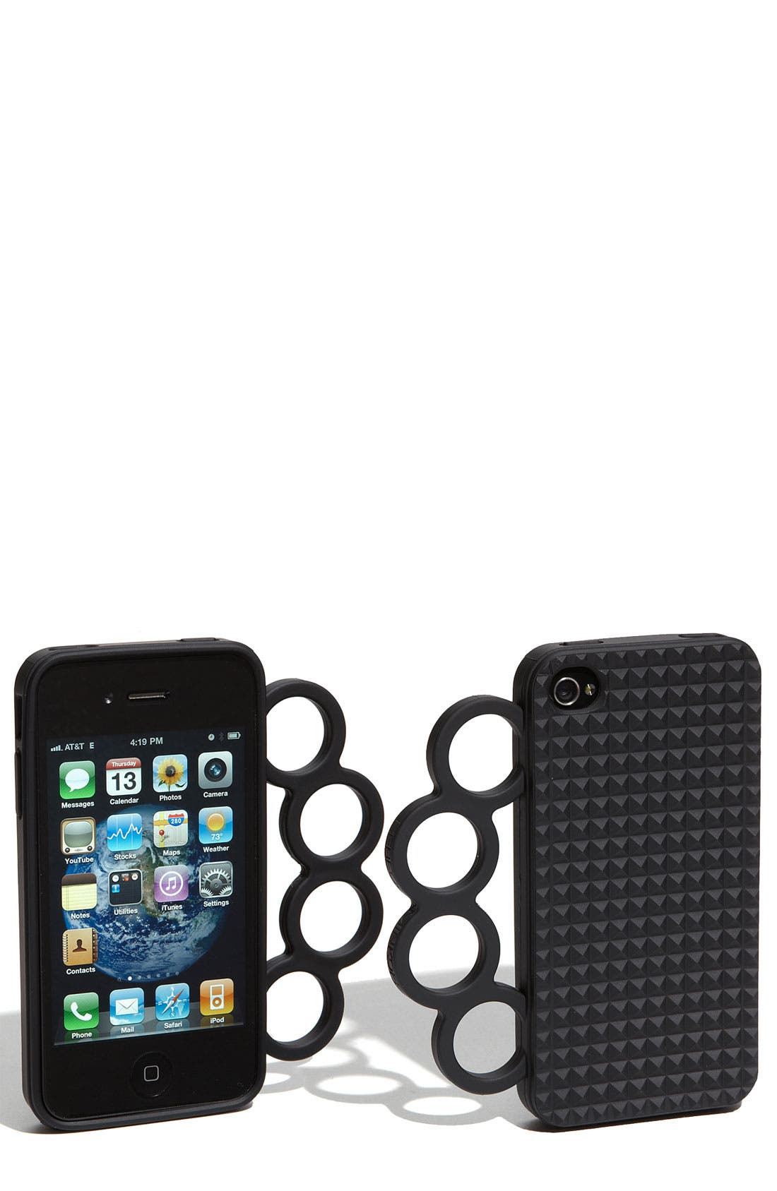 Main Image - Rebecca Minkoff 'Knuckles' iPhone 4 & 4S Case