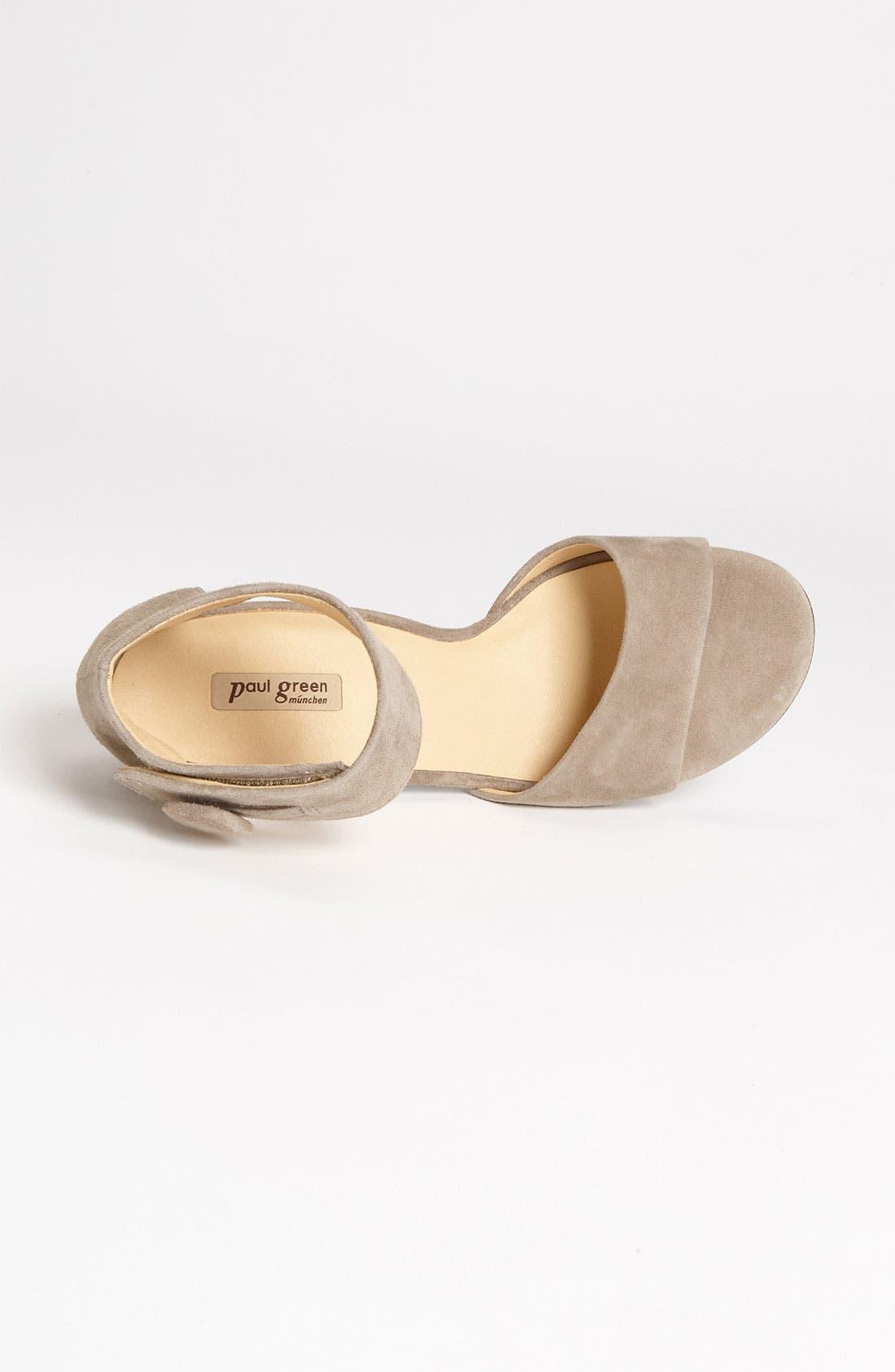 Alternate Image 3  - Paul Green 'Maya' Sandal
