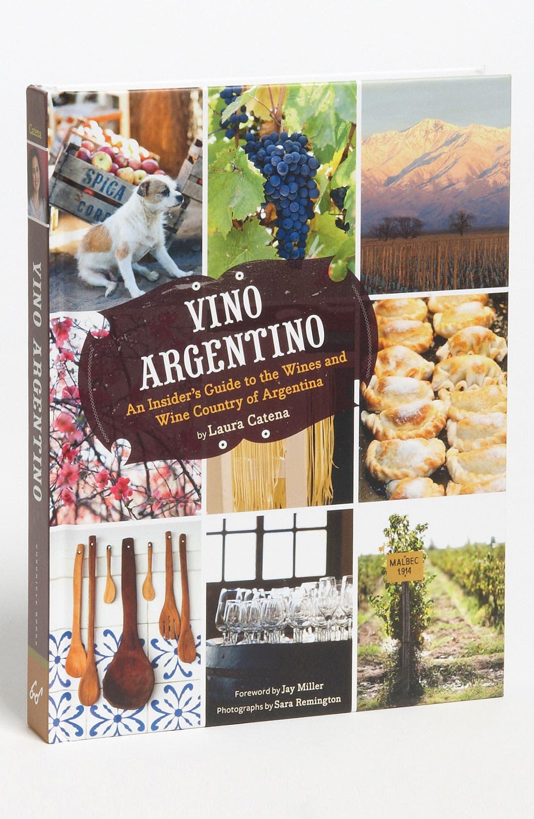 Alternate Image 1 Selected - Laura Catena 'Vino Argentino' Wine Book