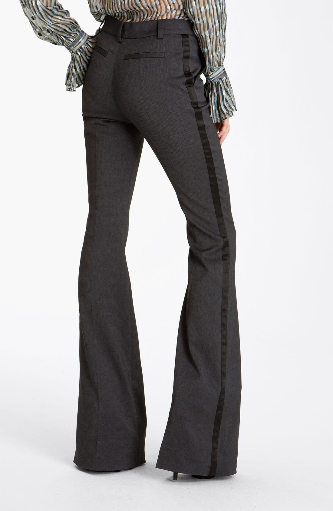 Alternate Image 2  - Rachel Zoe 'Hutton' Flare Leg Pants (Long)