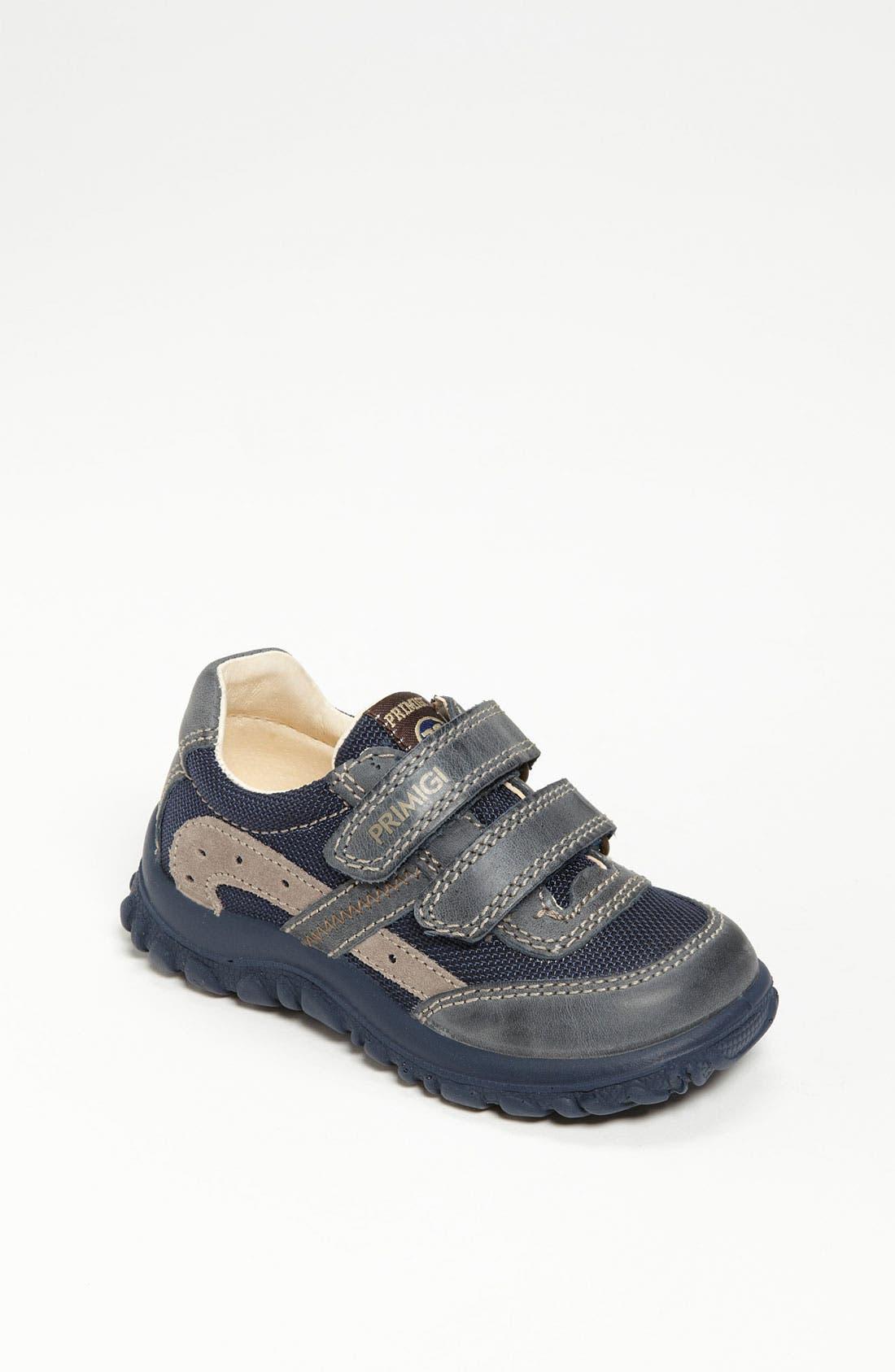 Alternate Image 1 Selected - Primigi 'Charan' Sneaker (Walker, Toddler & Little Kid)