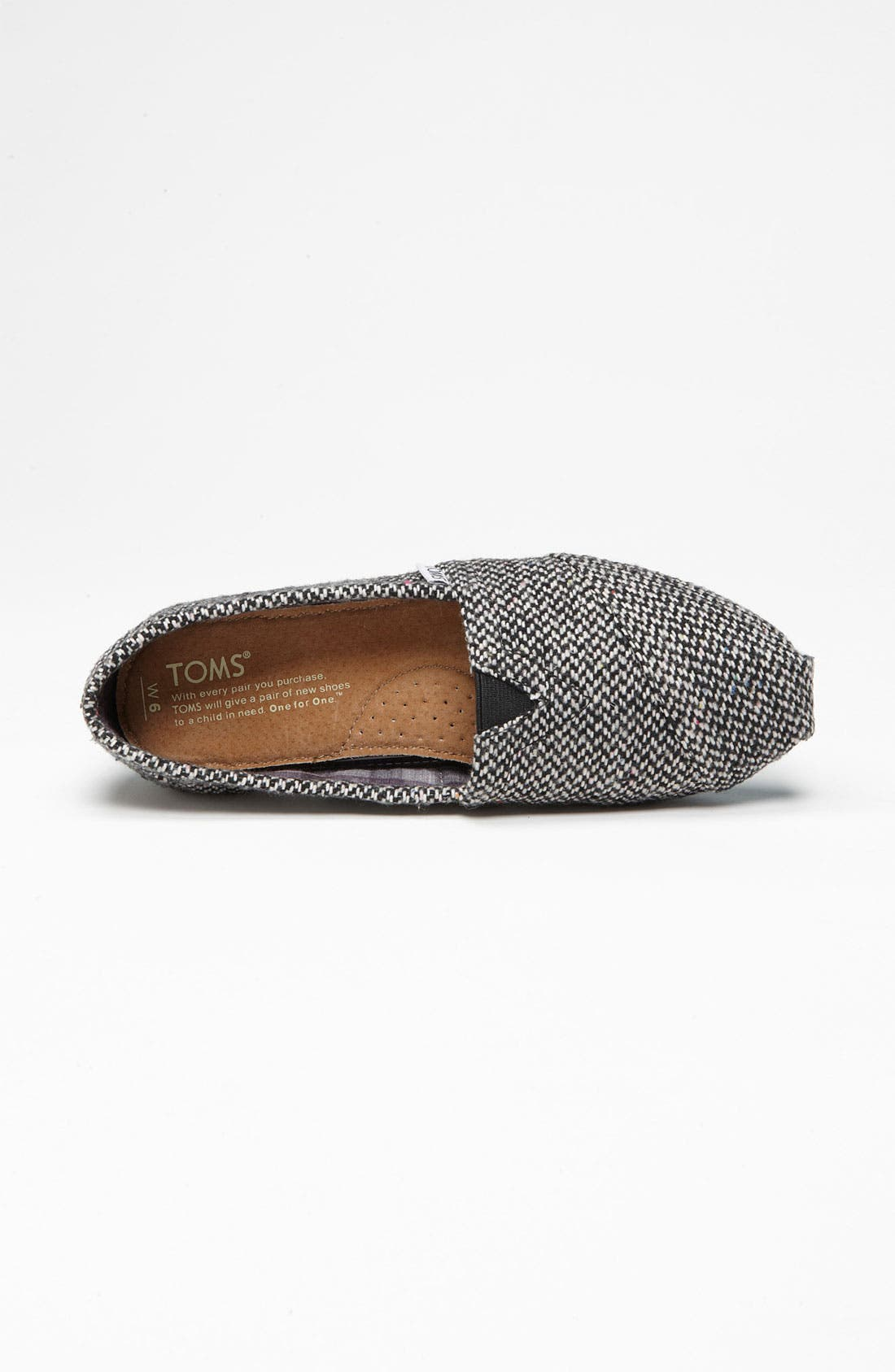 Alternate Image 3  - TOMS 'Classic - Fleckpop' Slip-On (Women) (Nordstrom Exclusive)
