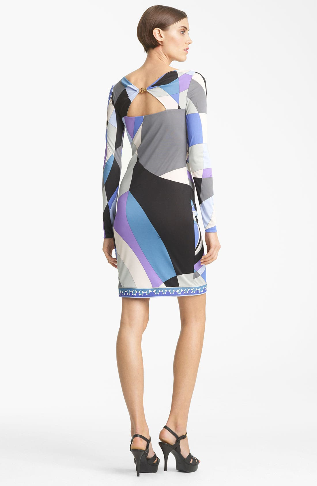 Alternate Image 2  - Emilio Pucci Jersey Dress