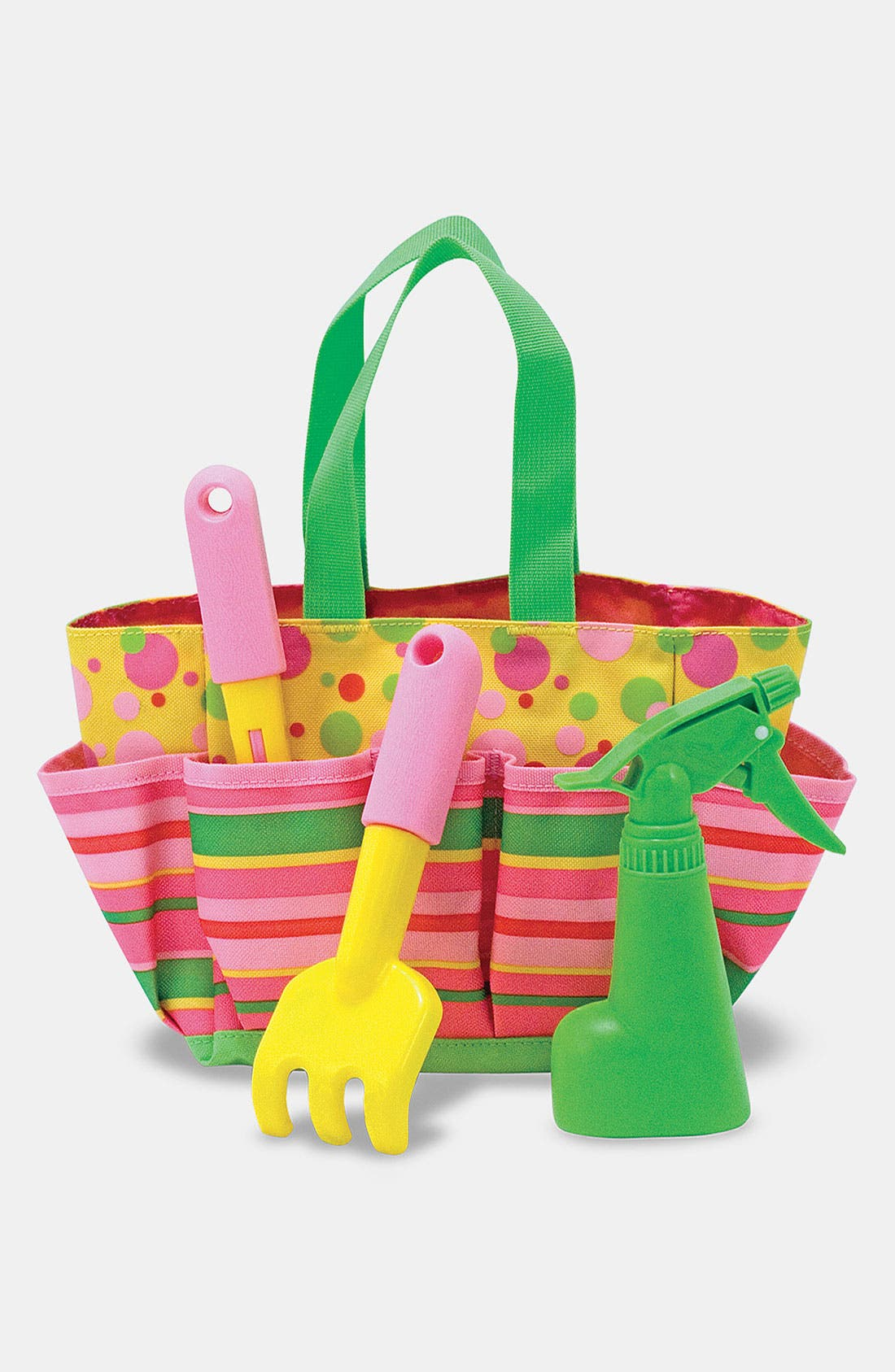Alternate Image 1 Selected - Melissa & Doug 'Blossom Bright' Gardening Tote