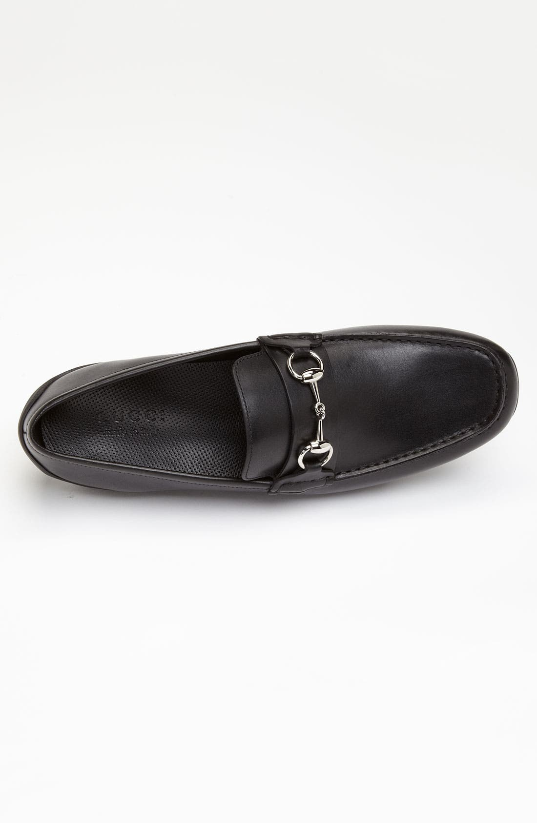 Alternate Image 3  - Gucci 'Silverstone' Moccasin Loafer