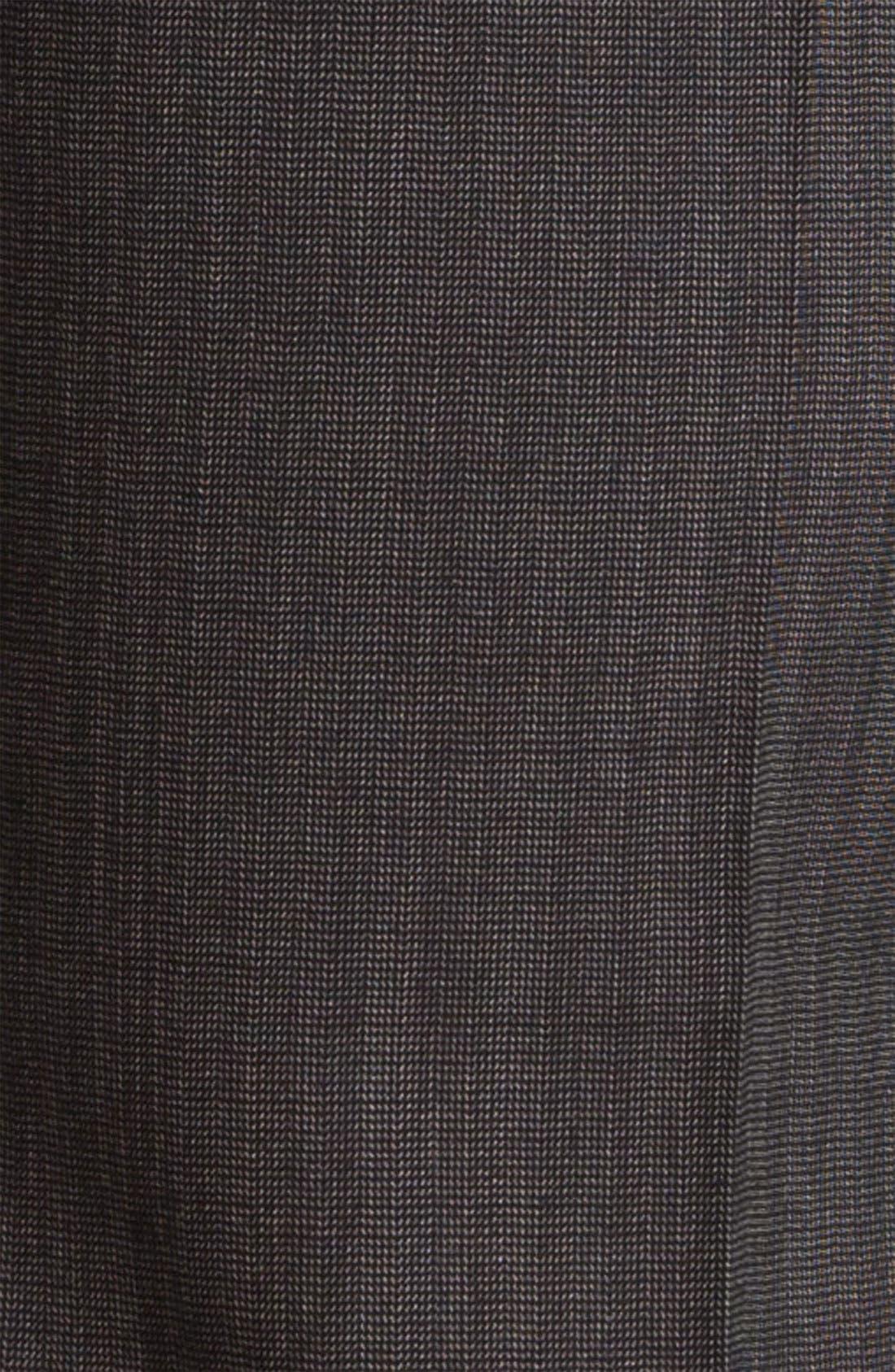 Alternate Image 3  - John Varvatos Star USA Herringbone Trousers