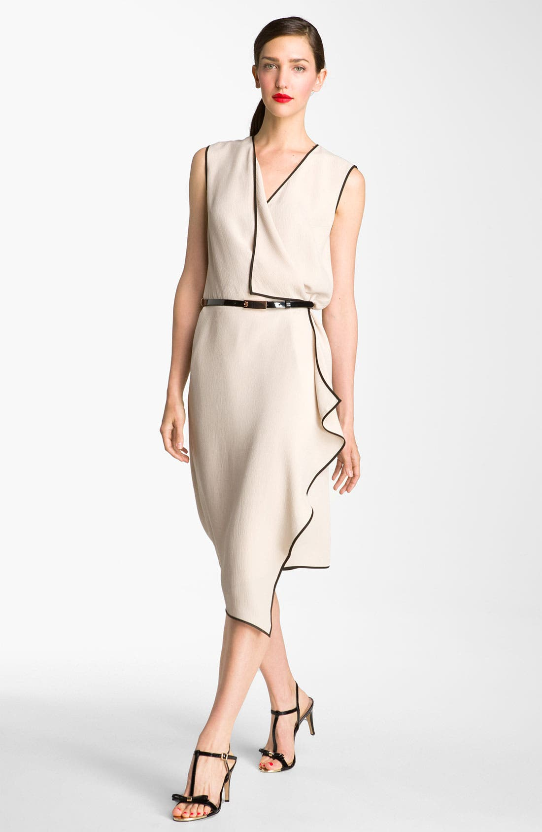 Alternate Image 1 Selected - Rachel Roy Cascade Dress