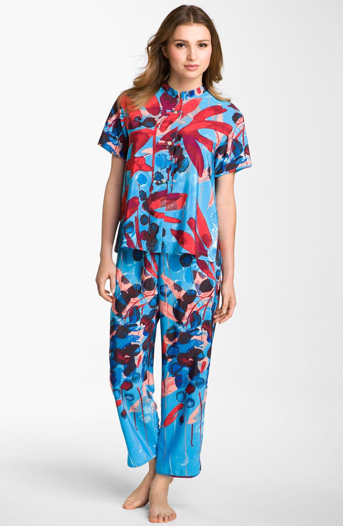 Alternate Image 1 Selected - Natori 'Hanah' Pajamas