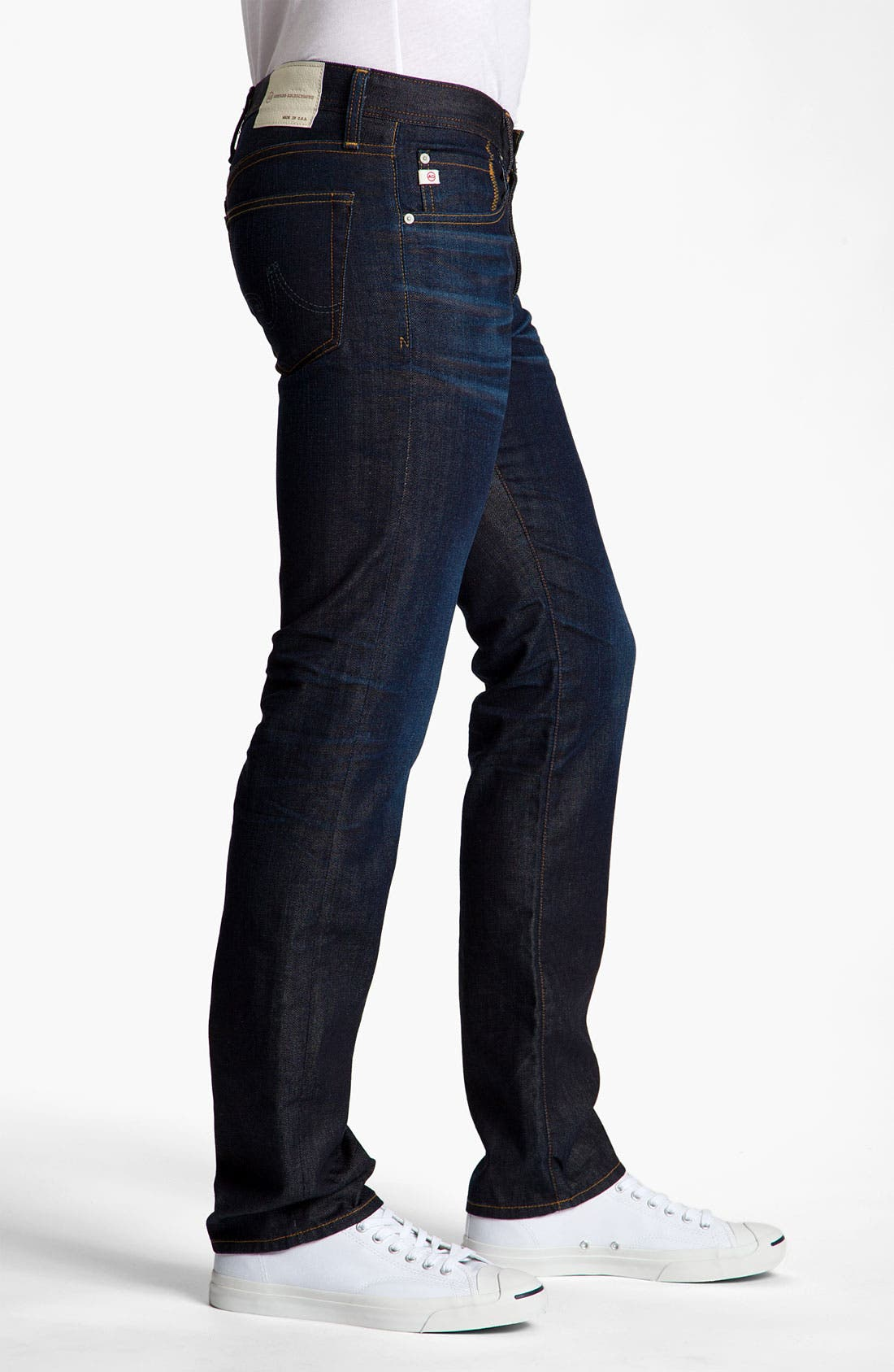 Alternate Image 3  - AG Jeans 'Matchbox' Slim Straight Leg Jeans (2 Year)