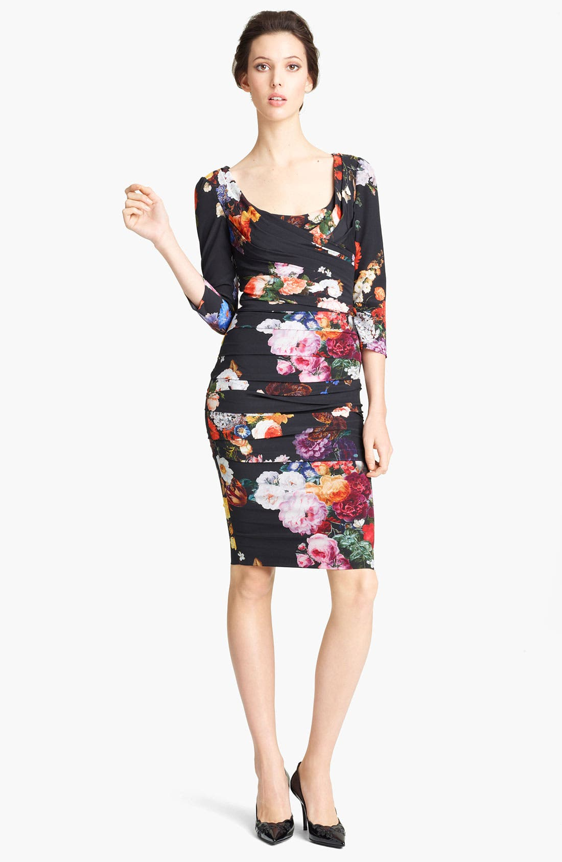 Main Image - Dolce&Gabbana Wrap Detail Dress