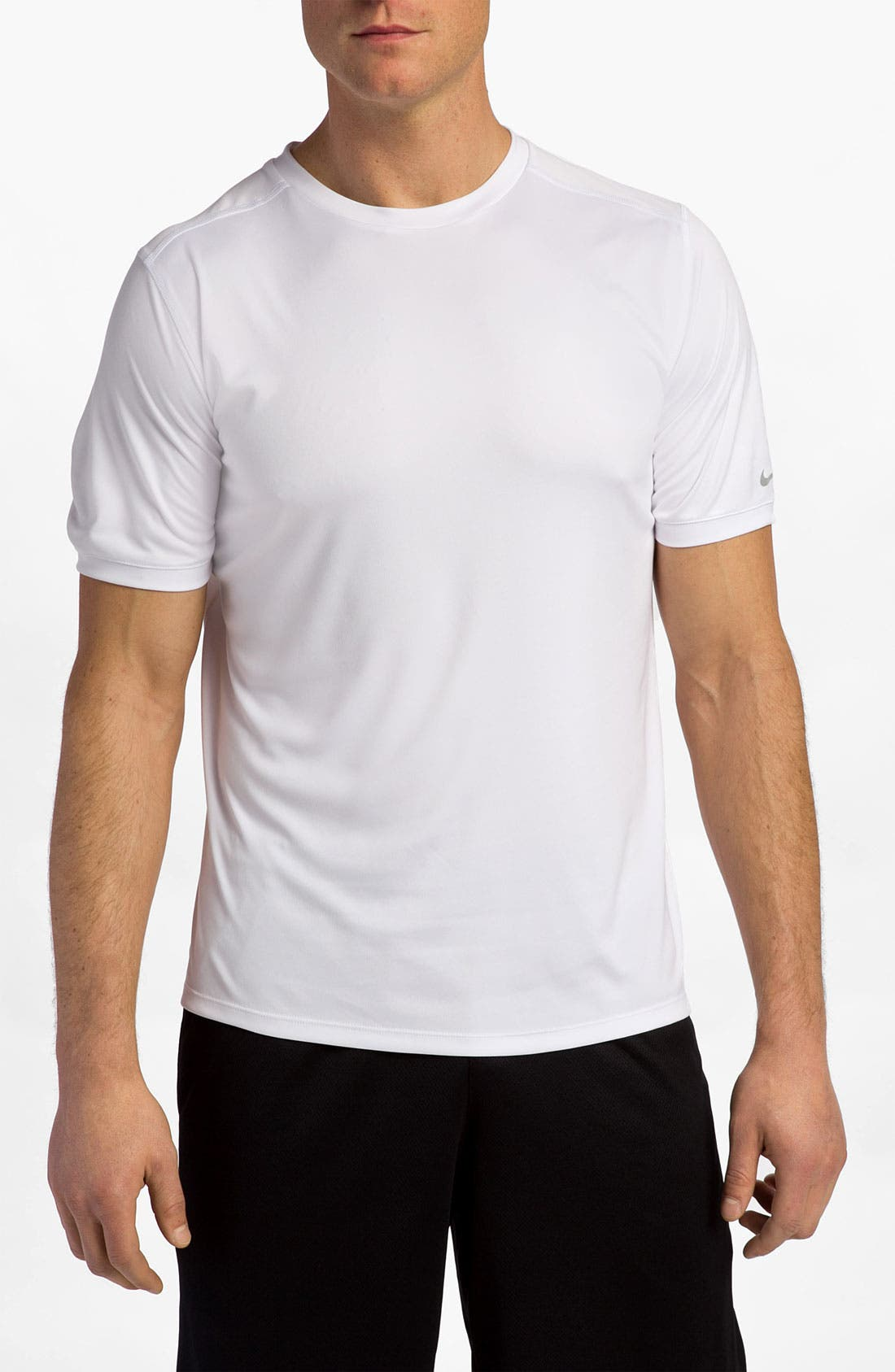 Alternate Image 1 Selected - Nike 'Relay' Dri-FIT T-Shirt