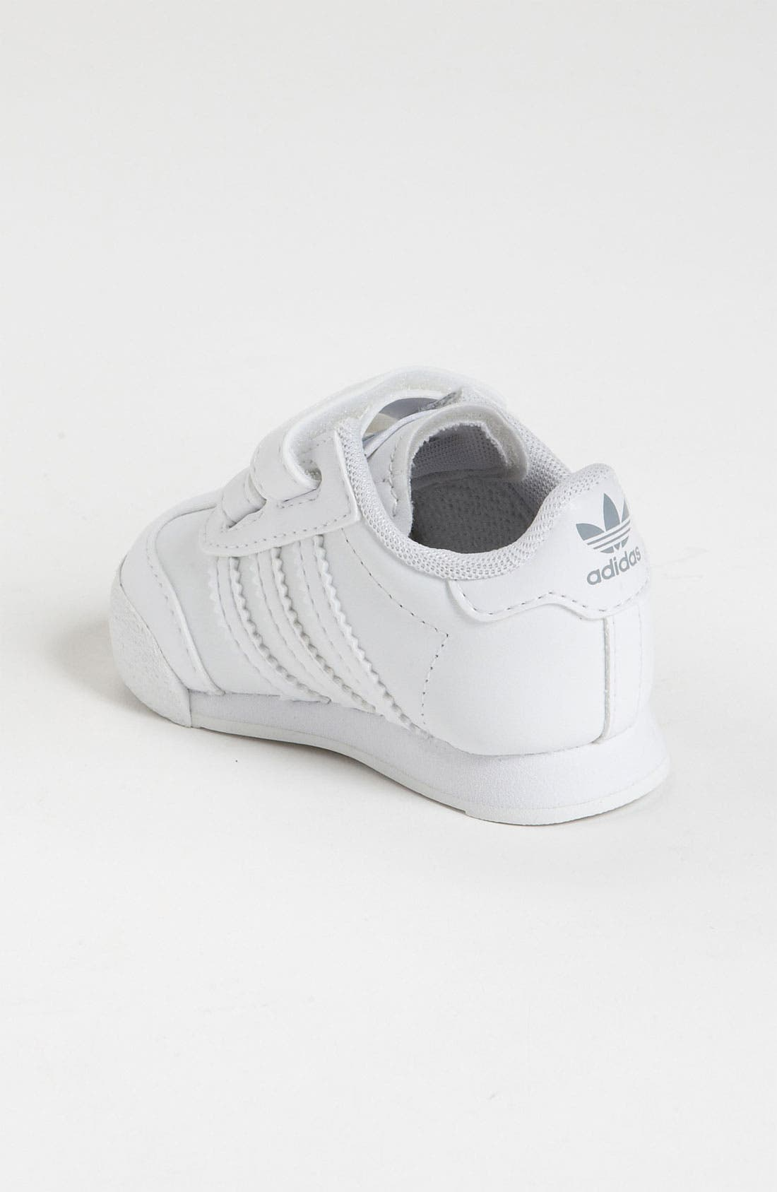 Alternate Image 2  - adidas 'Samoa' Sneaker (Baby, Walker & Toddler)