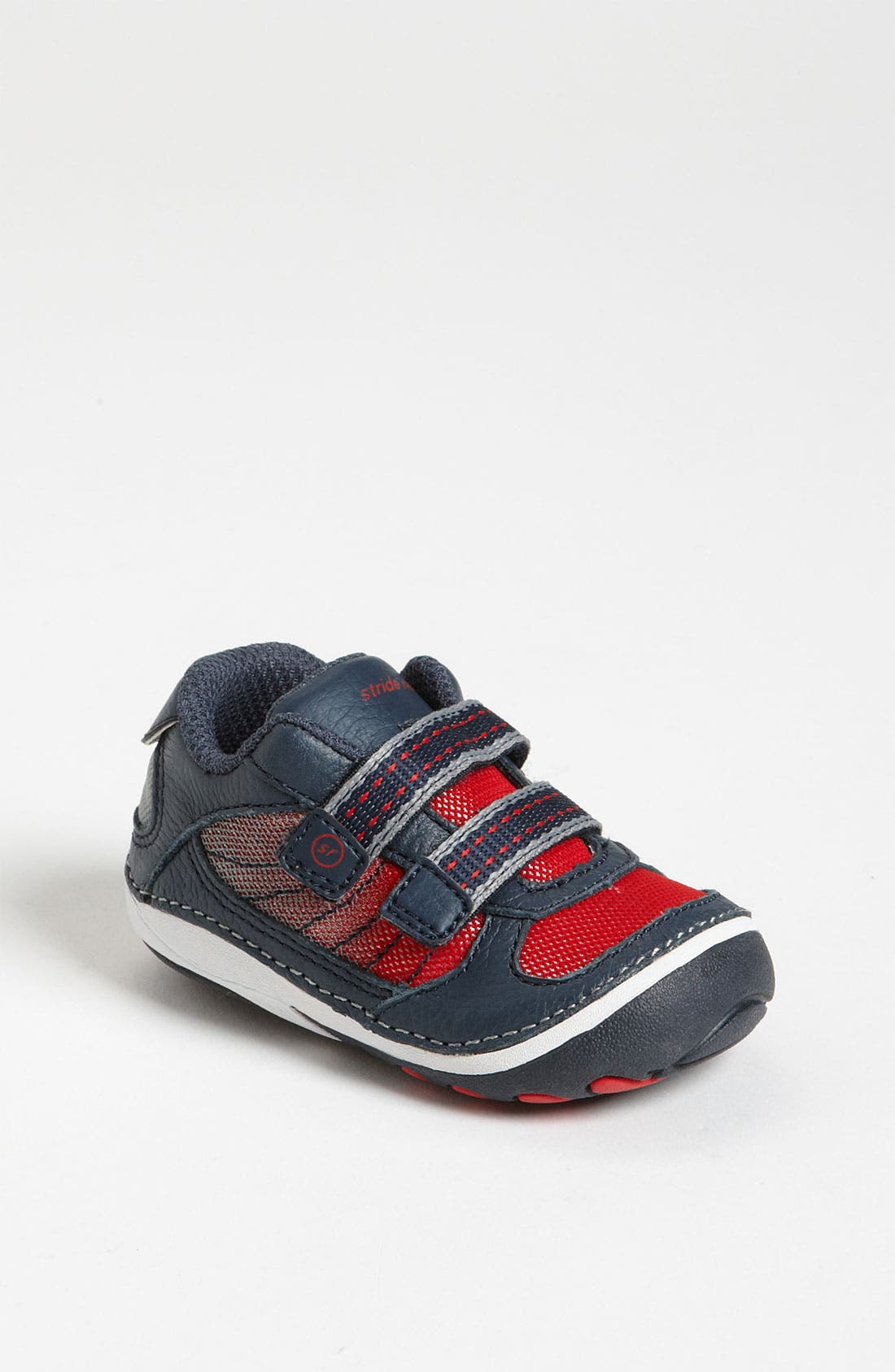 Alternate Image 1 Selected - Stride Rite 'Ronaldo' Sneaker (Baby & Walker)