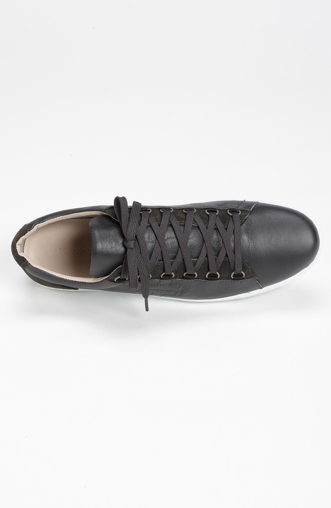 Alternate Image 3  - Dolce&Gabbana Loop Eyelet Sneaker