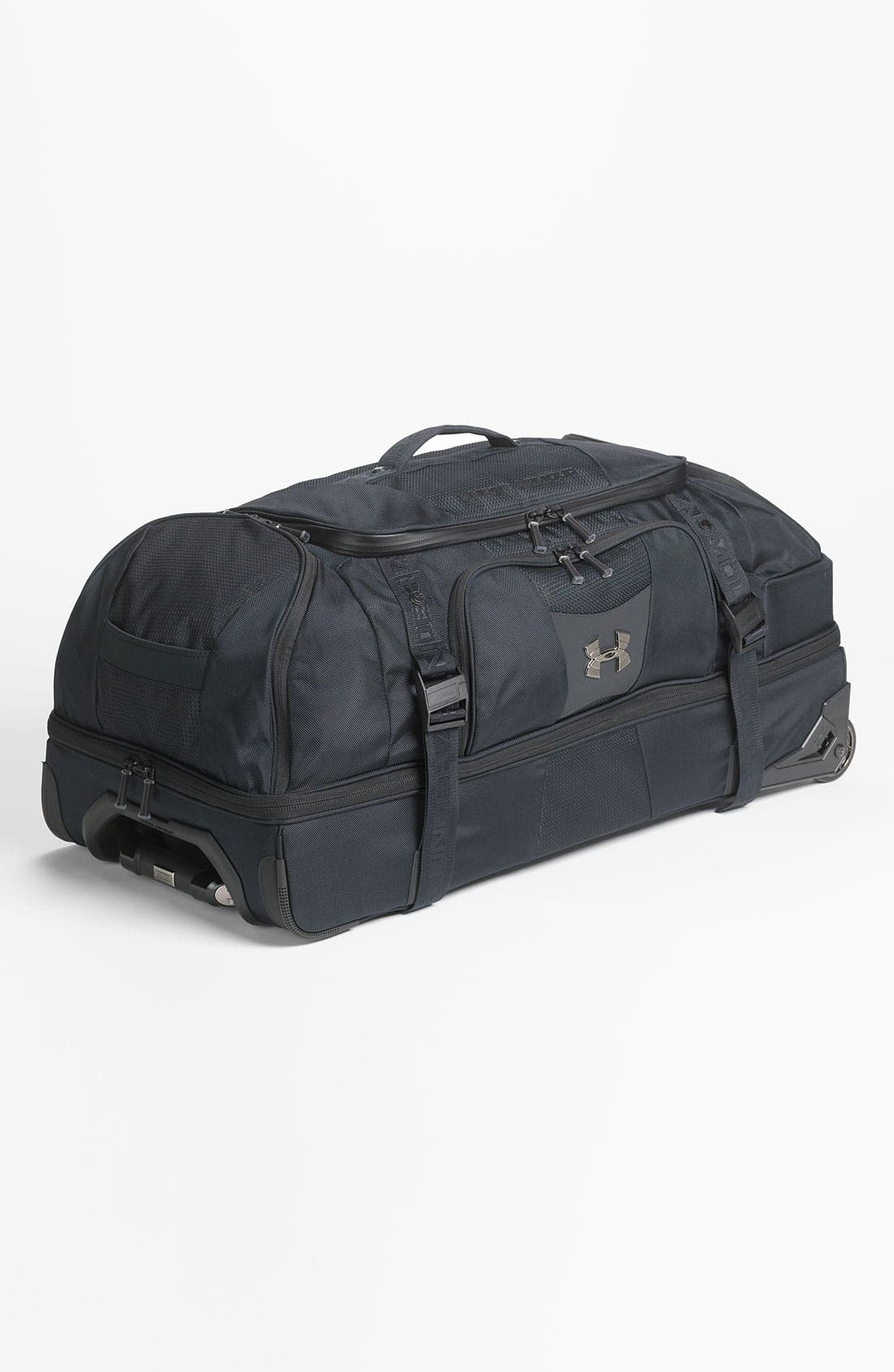 Alternate Image 1 Selected - Under Armour 'Elite' Rolling Duffel Bag