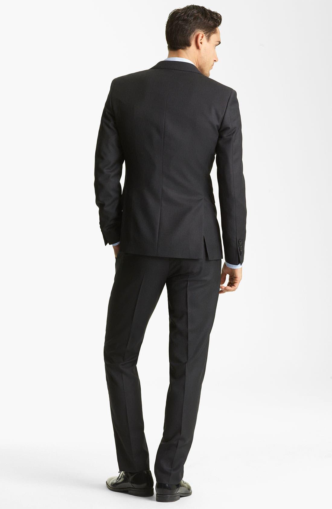 Alternate Image 3  - Dolce&Gabbana Three Piece Suit