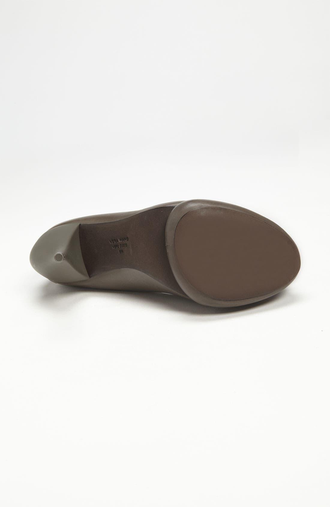 Alternate Image 4  - Vera Wang Footwear 'Corrinne' Pump