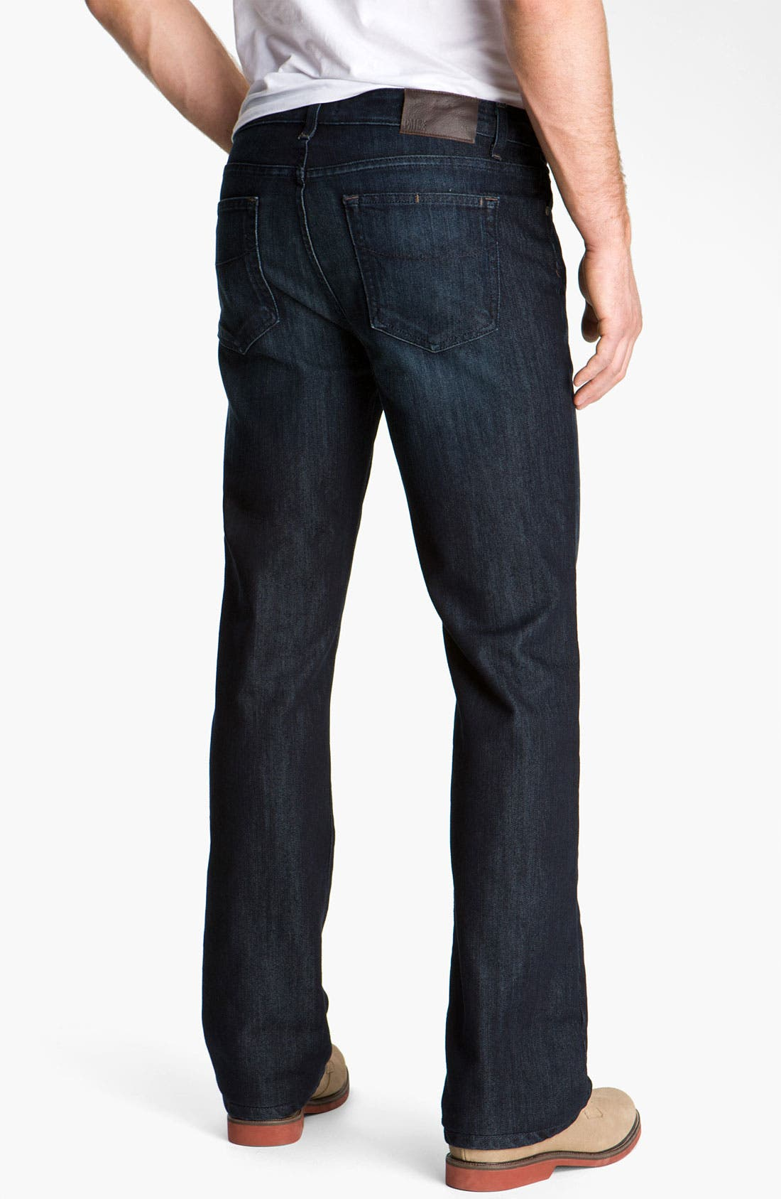 Alternate Image 1 Selected - PAIGE 'Doheny' Straight Leg Jeans (McKinley)