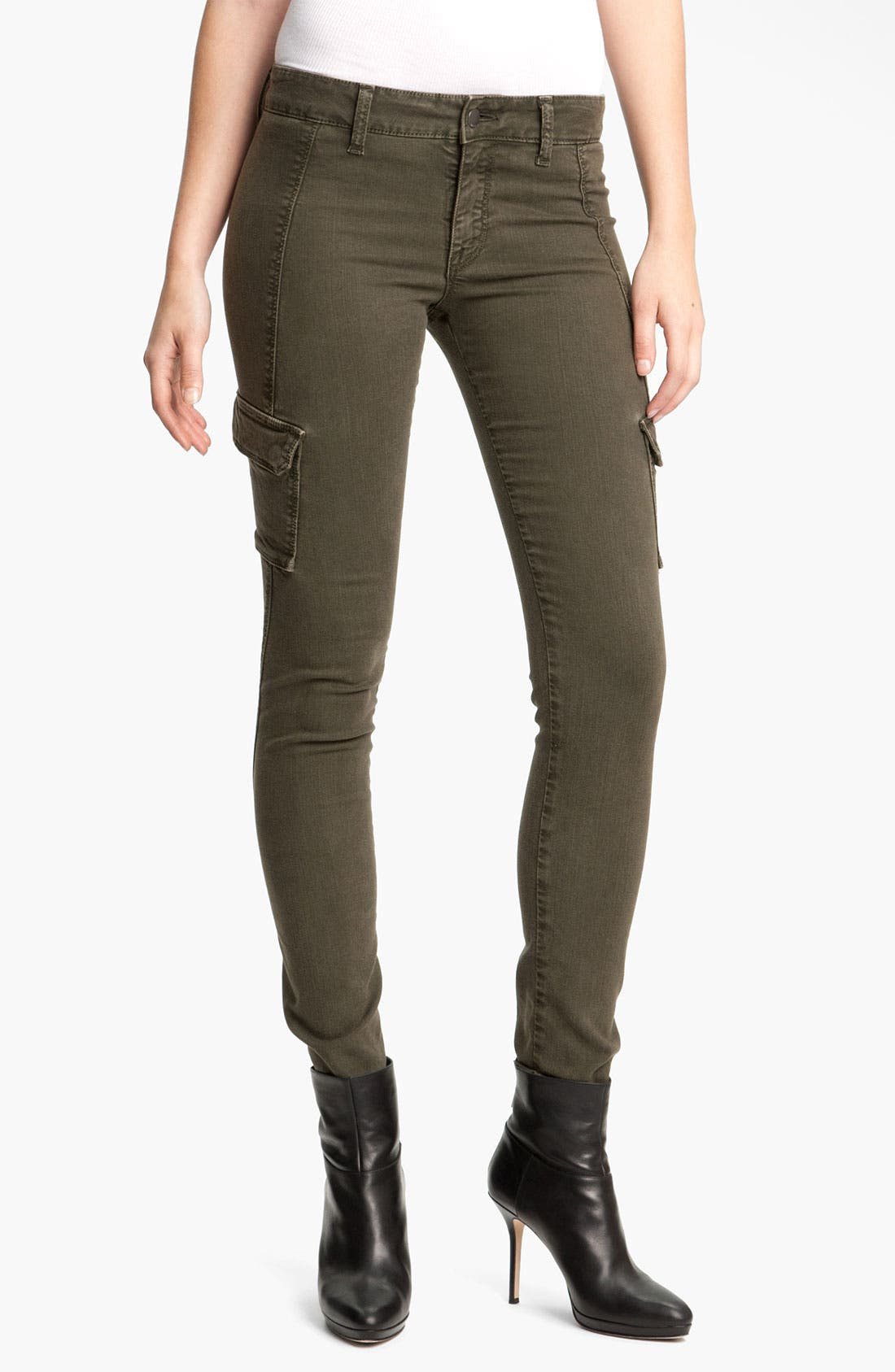 Alternate Image 1 Selected - Vince Skinny Leg Cargo Pants