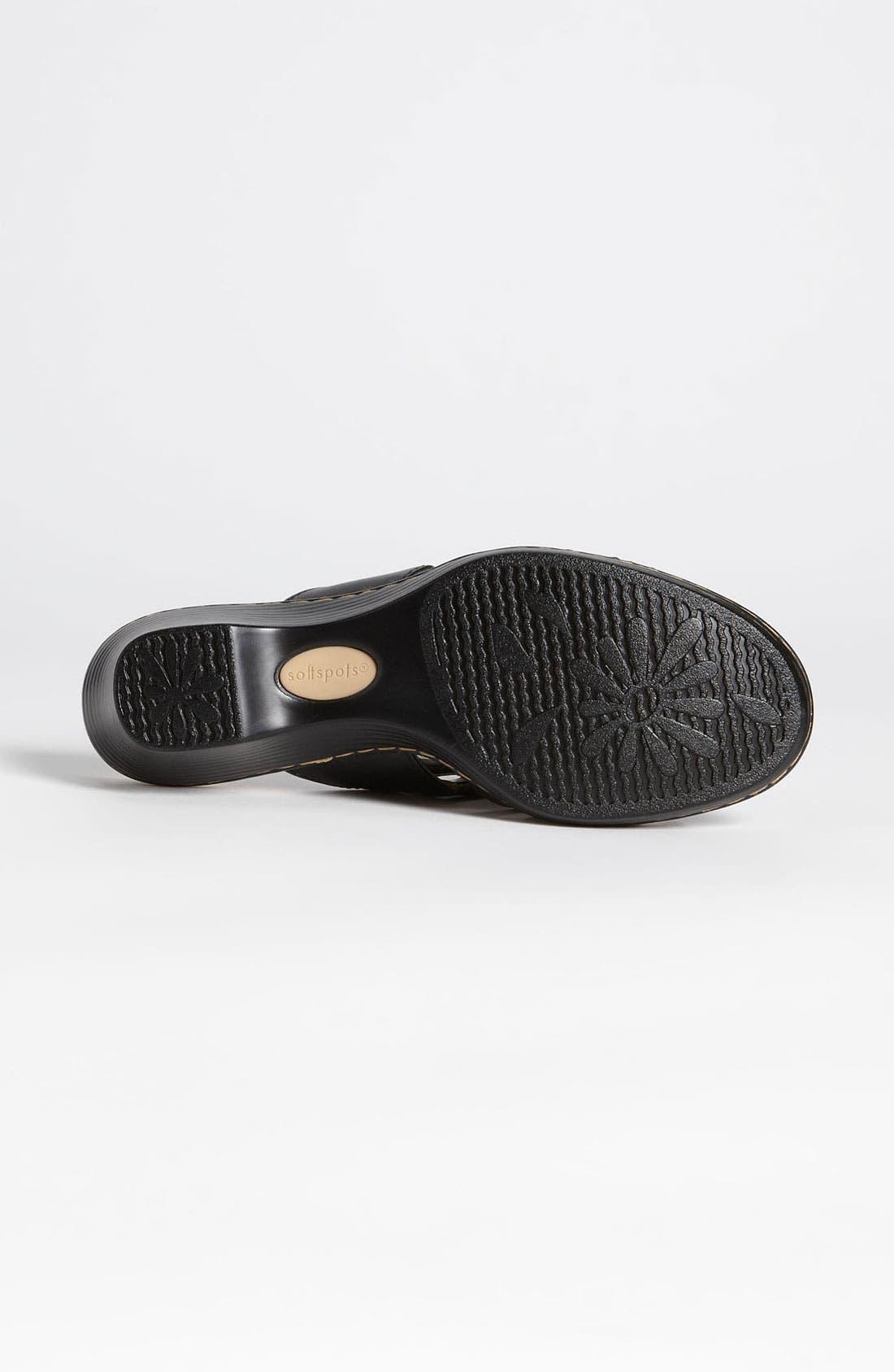 Alternate Image 4  - Softspots 'Helix' Sandal