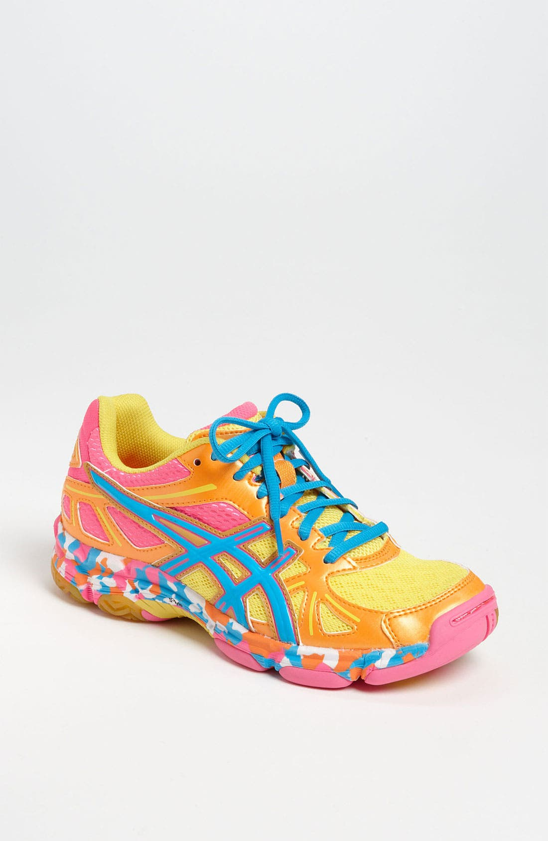 Alternate Image 1 Selected - ASICS® 'GEL-Flashpoint' Volleyball Shoe (Women)