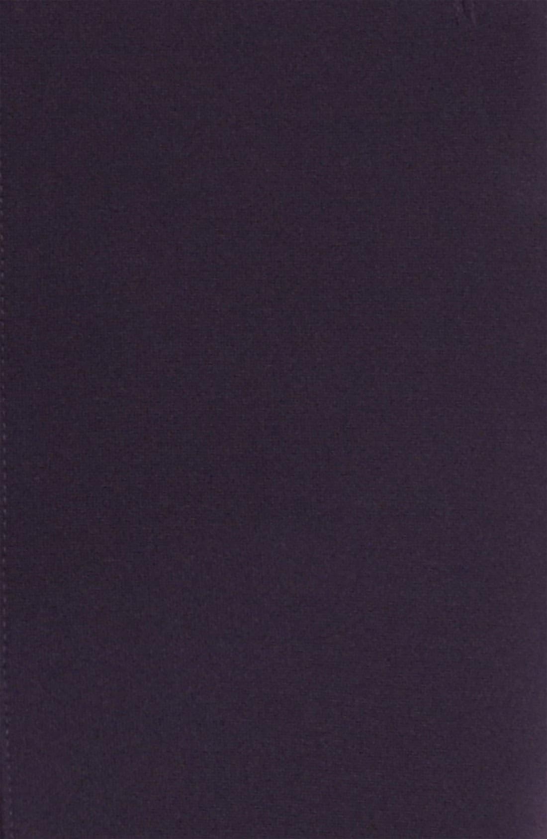 Alternate Image 3  - Burberry London Jersey Skirt