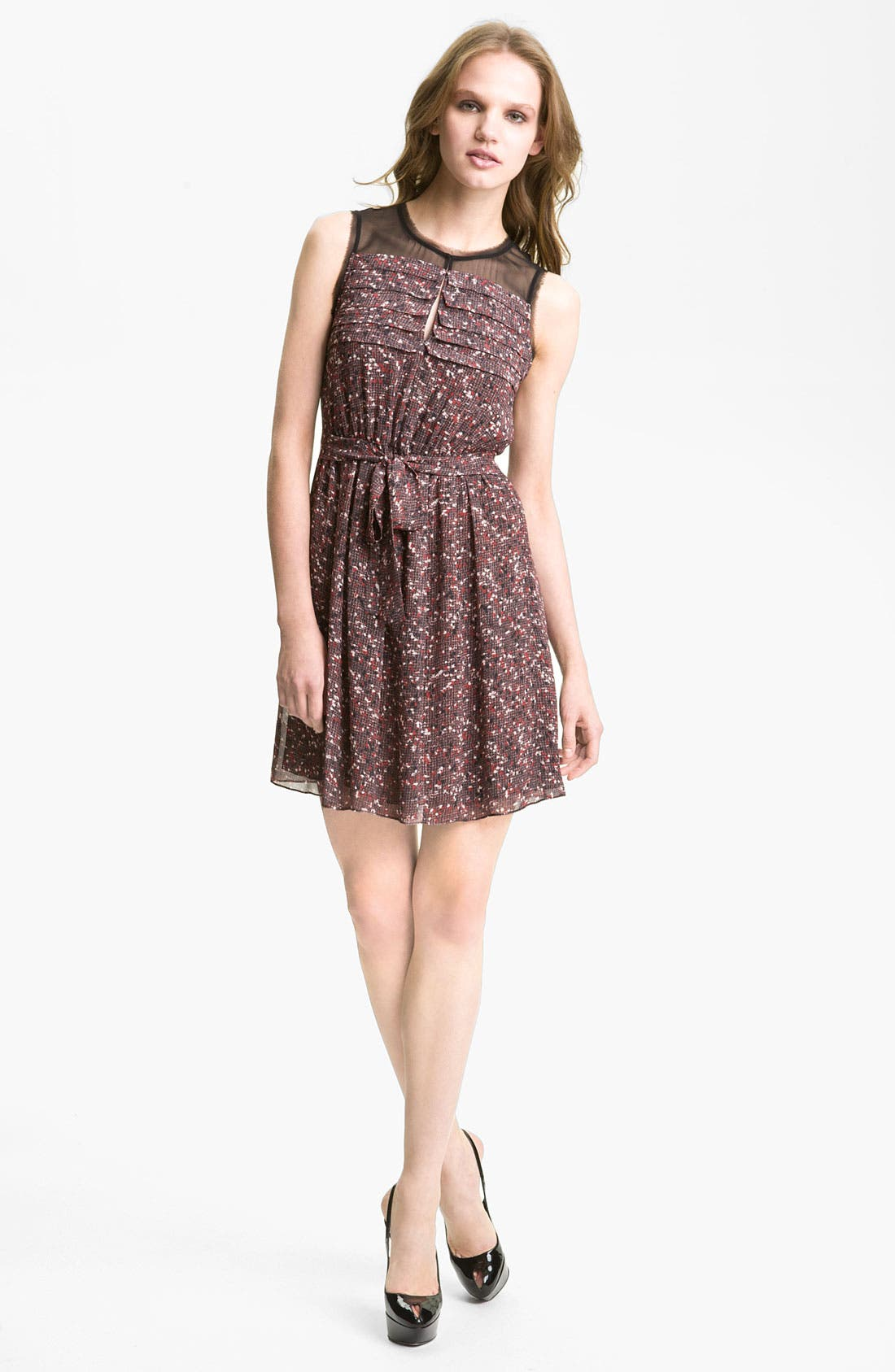 Alternate Image 1 Selected - Mcginn 'Kinsey' Belted Dress