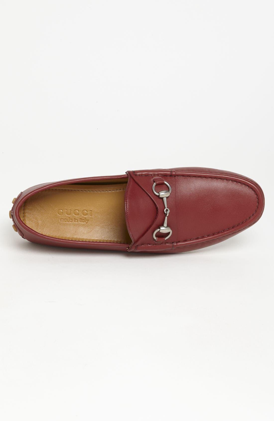 Alternate Image 3  - Gucci 'Damo' Driving Shoe