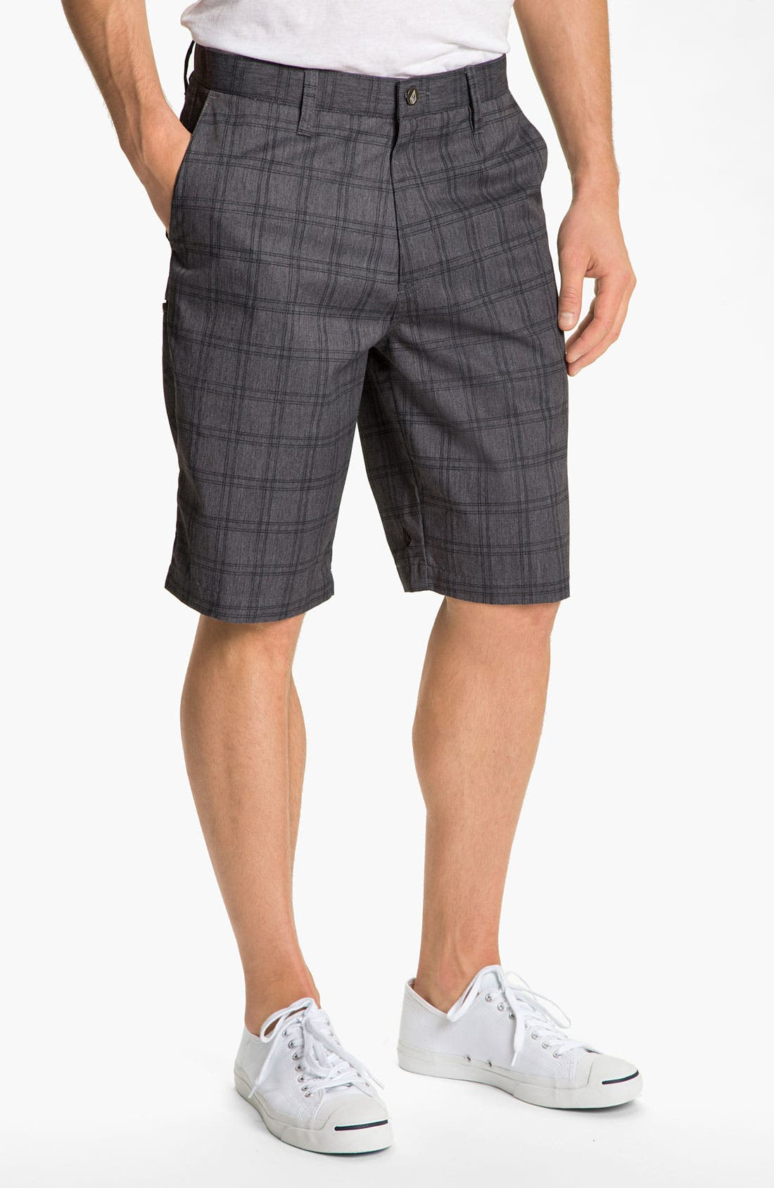 Alternate Image 1 Selected - Volcom Chino Shorts (Online Only)